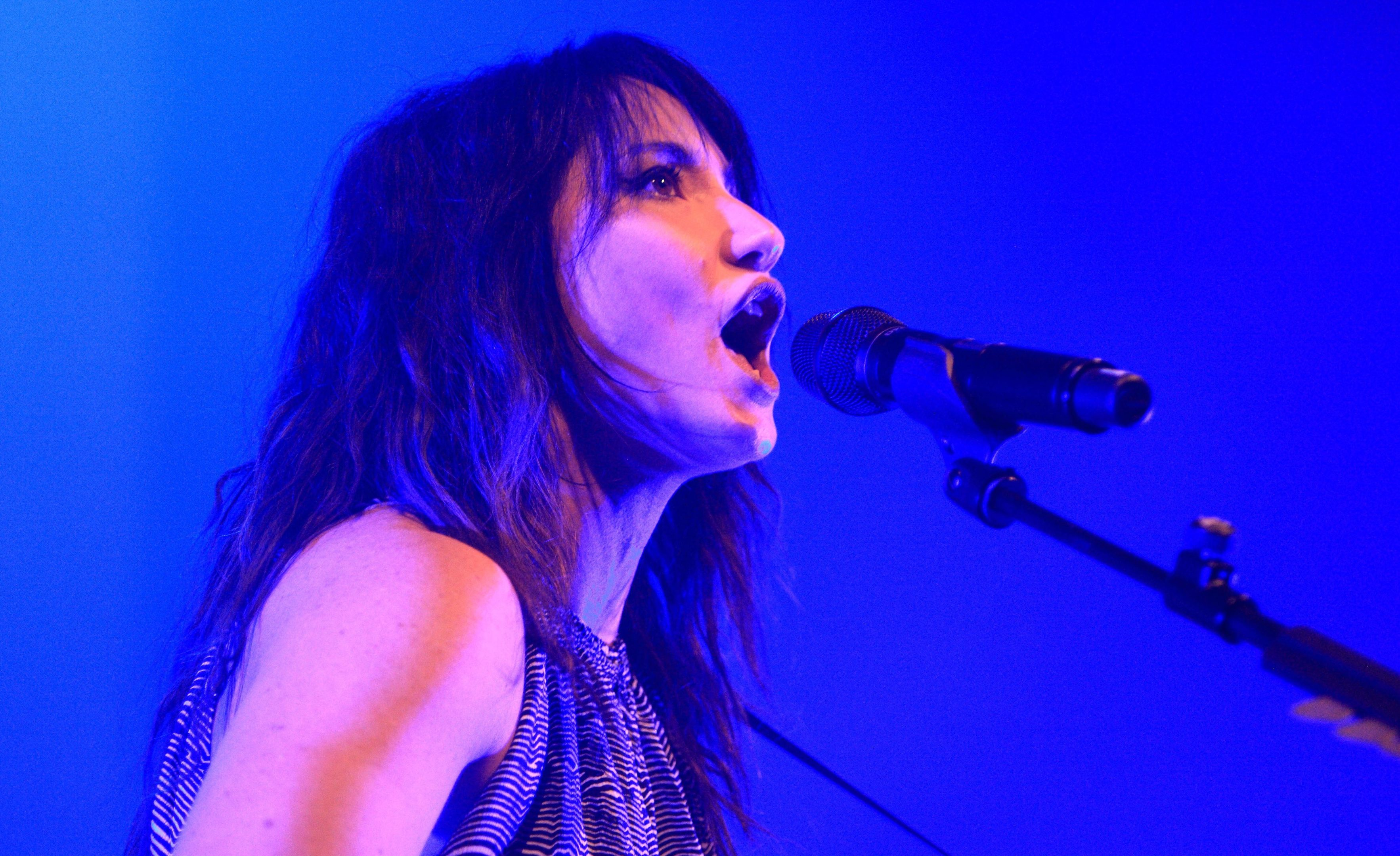 KT Tunstall at Perth Concert Hall.