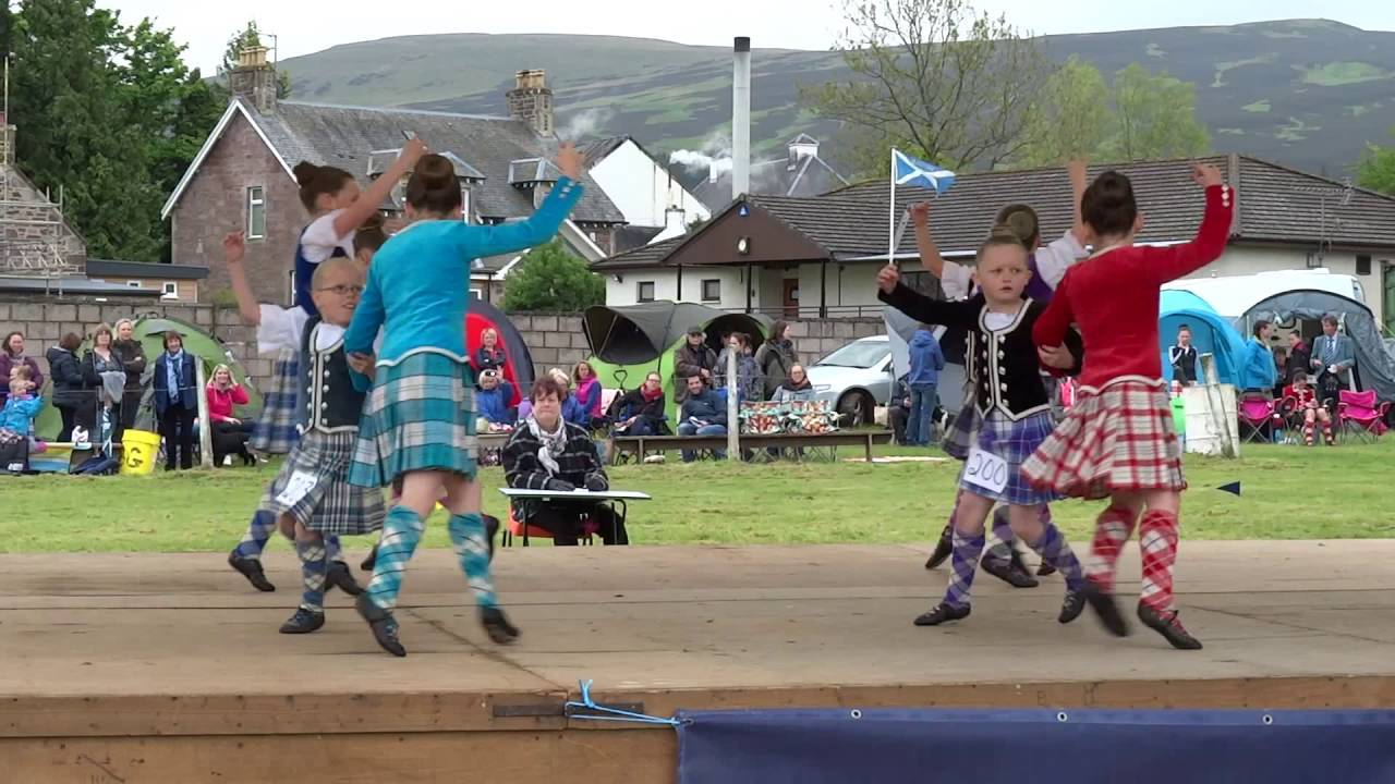 Highland dancing is just one of the events cancelled