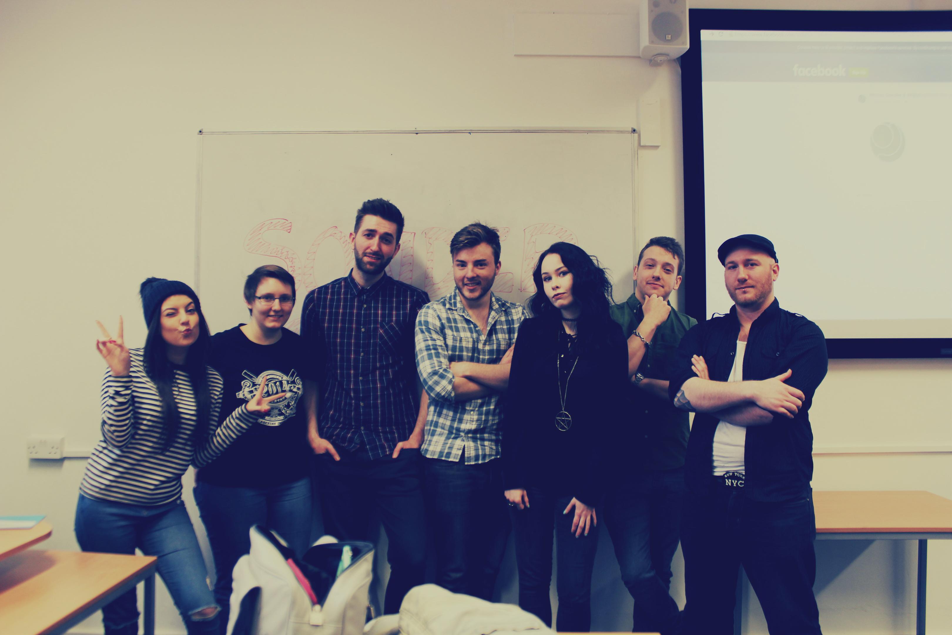 The Sonder Games team.