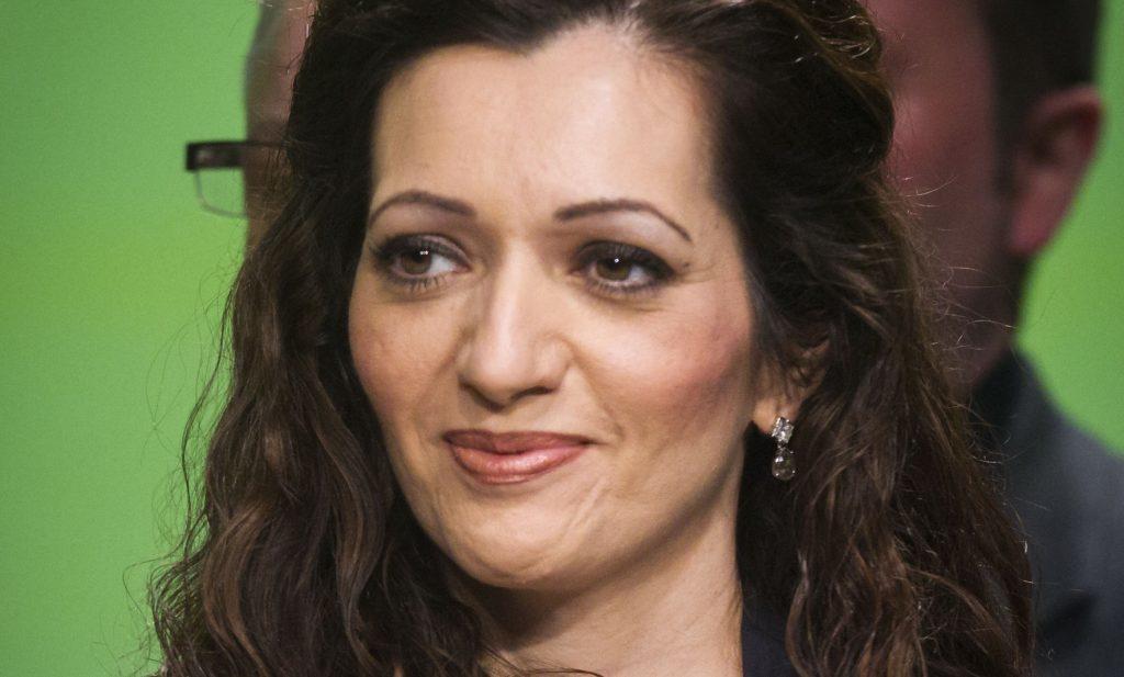 Tasmina Ahmed-Sheikh.