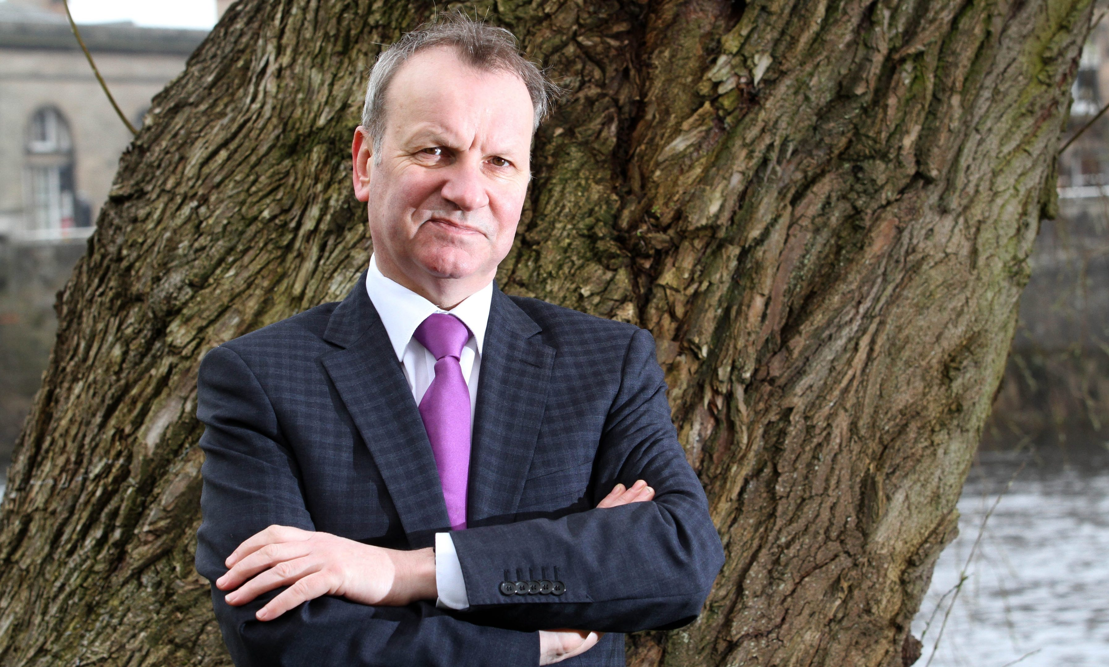 Pete Wishart MP wants the Conservative party chairman to step aside.
