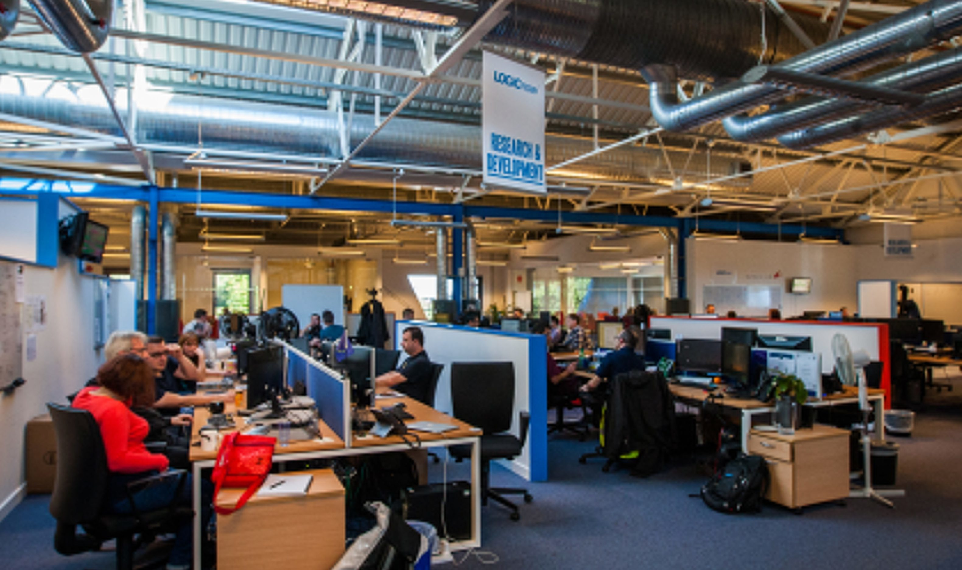 LOGICnow is a major employer in Dundee