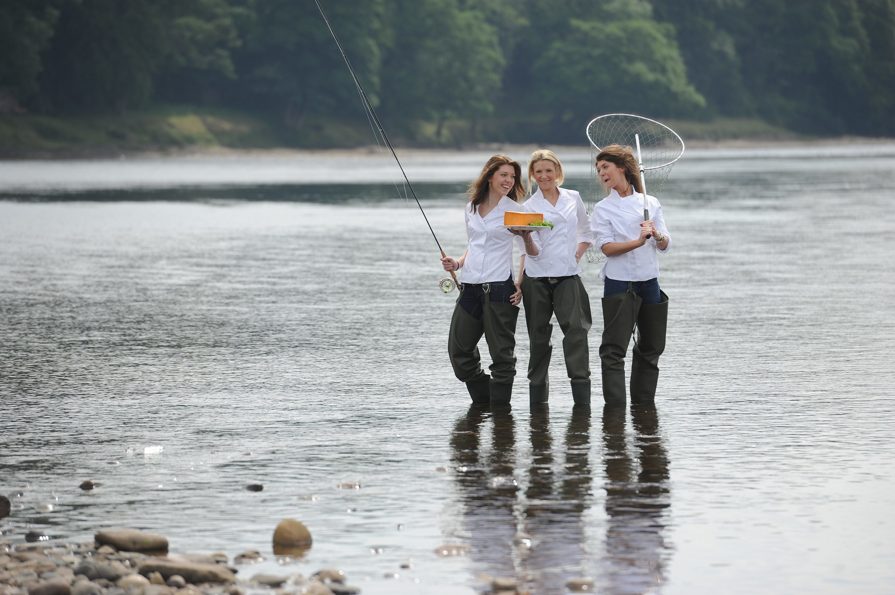 3 Sisters Bake will appear at the Scottish Game Fair this weekend.