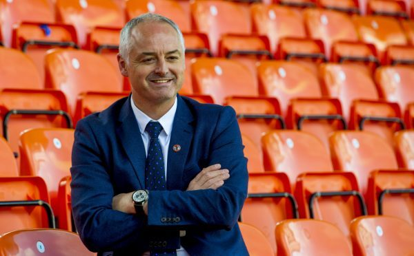 Ray McKinnon wil attempt to secure promotion in his first season as manager.