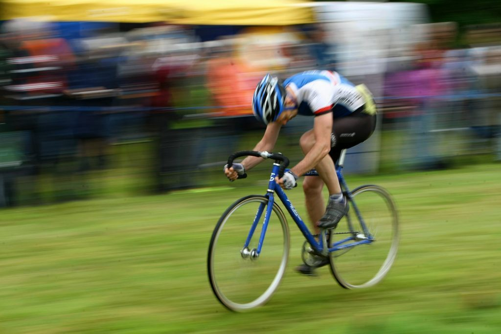 One of the cycle races.
