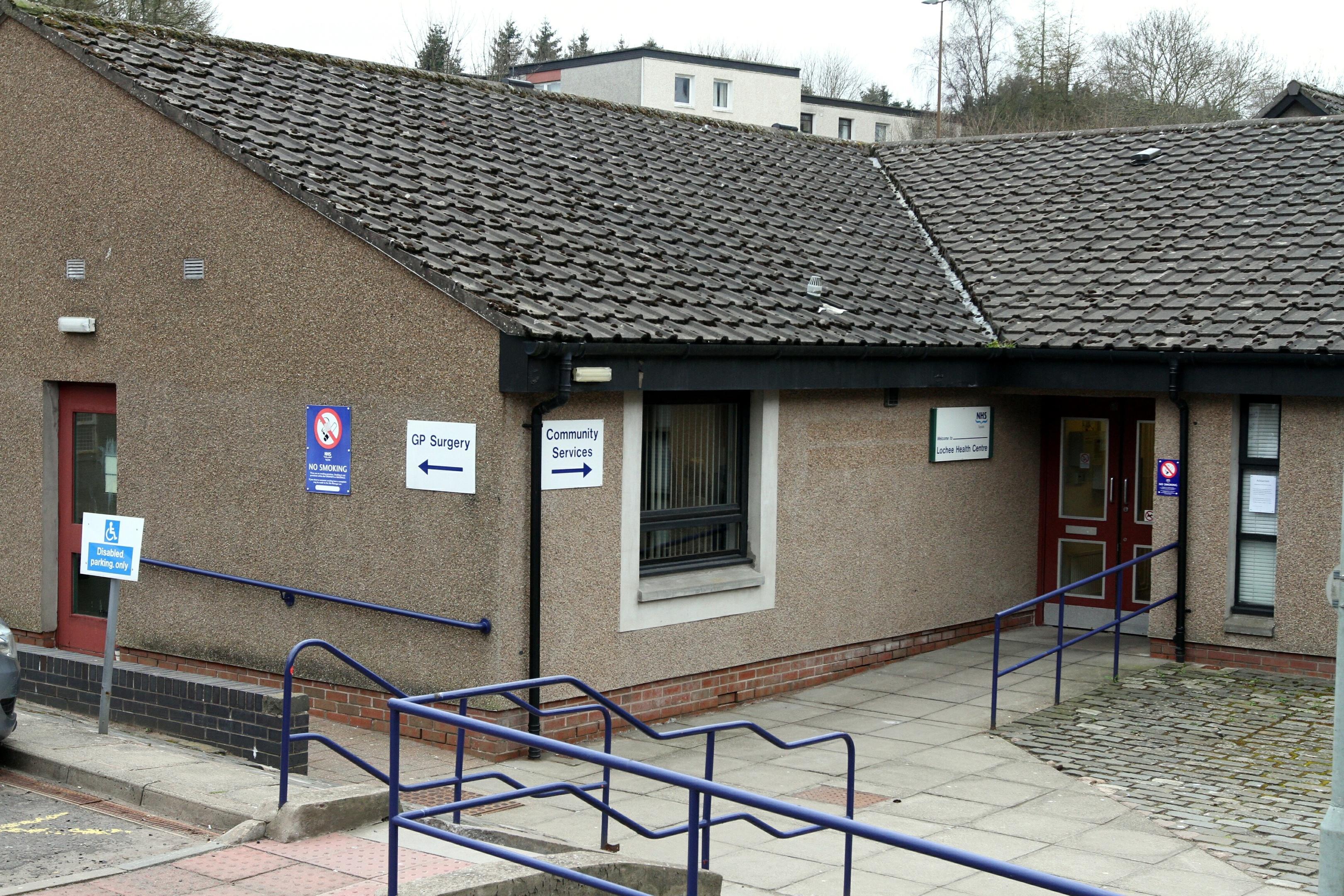 Lochee Health Centre.