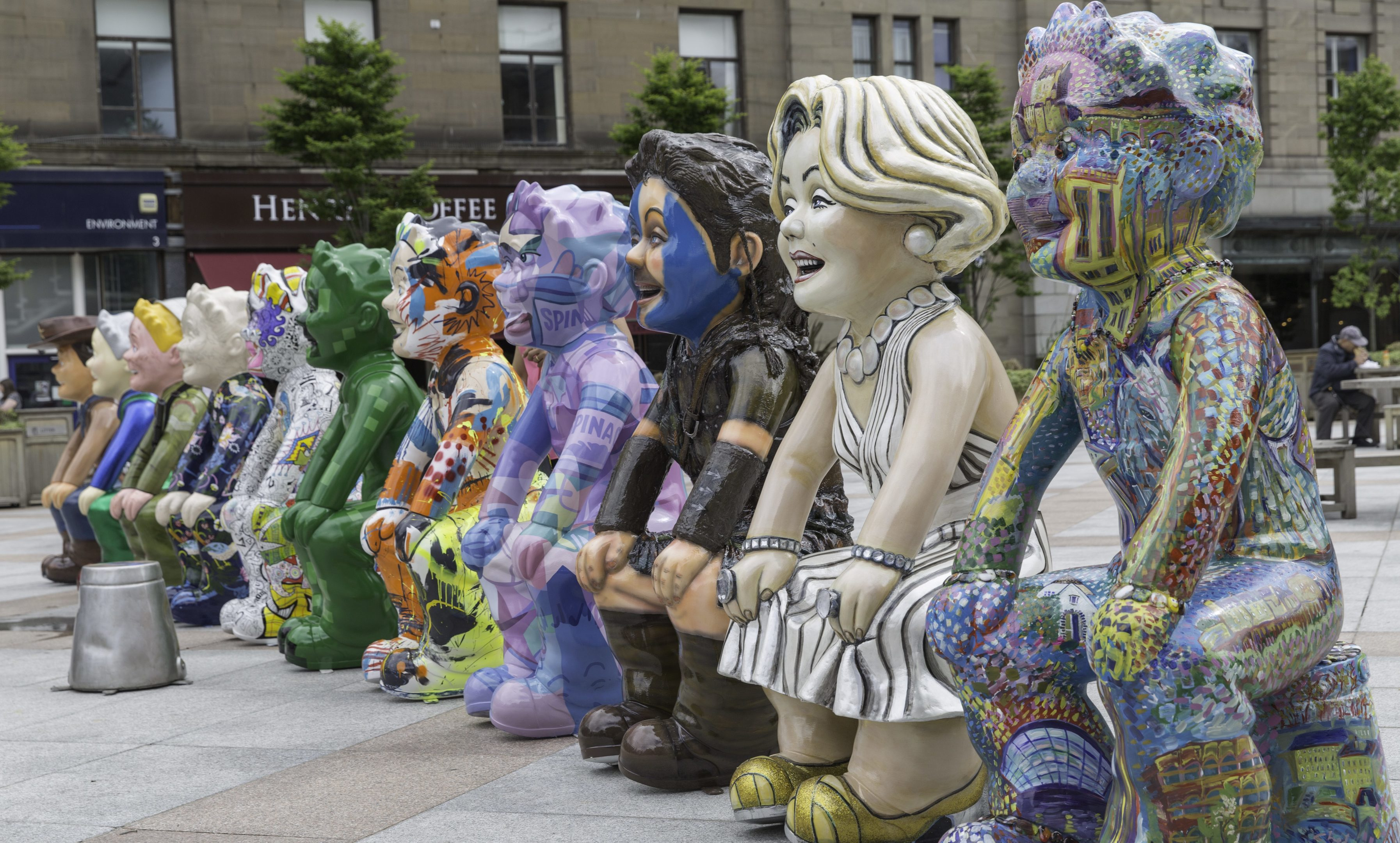 Oor Wullie topped Impact 100 2016.