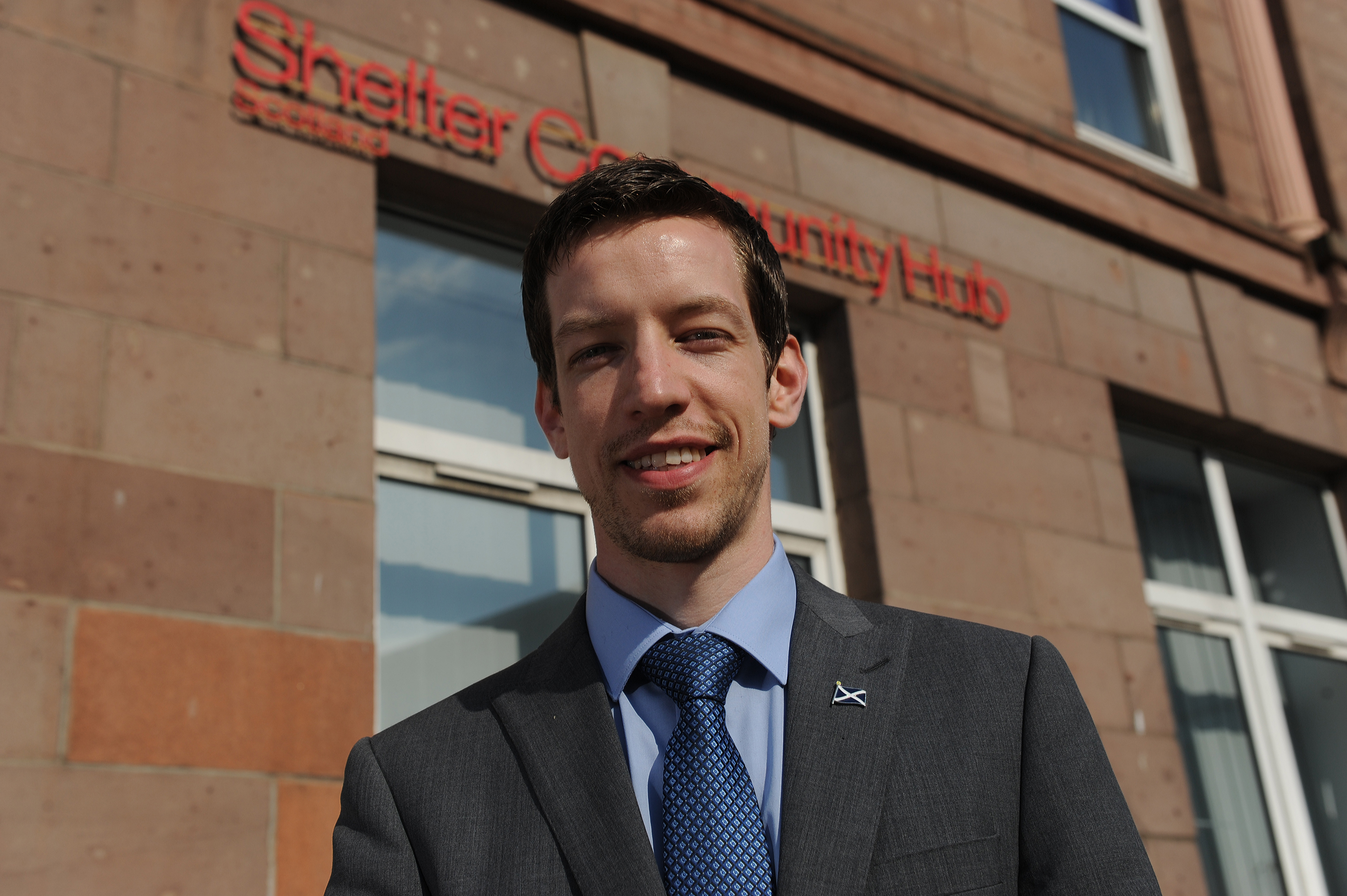 The council's leader, John Alexander, is backing Councillor Murray after the feud escalated