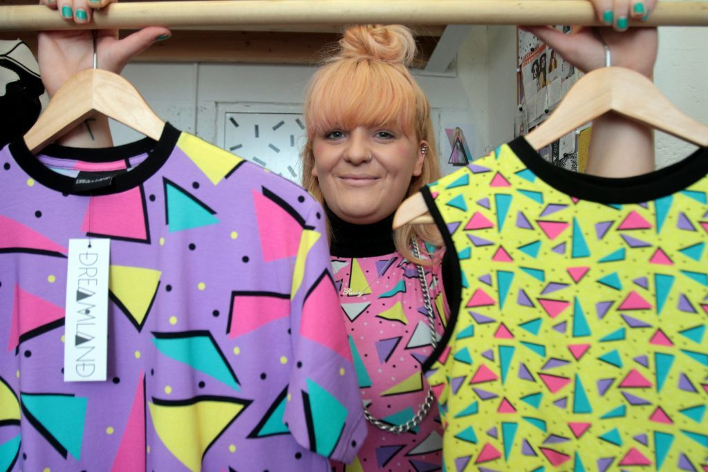 Dundee-born fashion designer Ruby Coyne will offer an insight into her success.