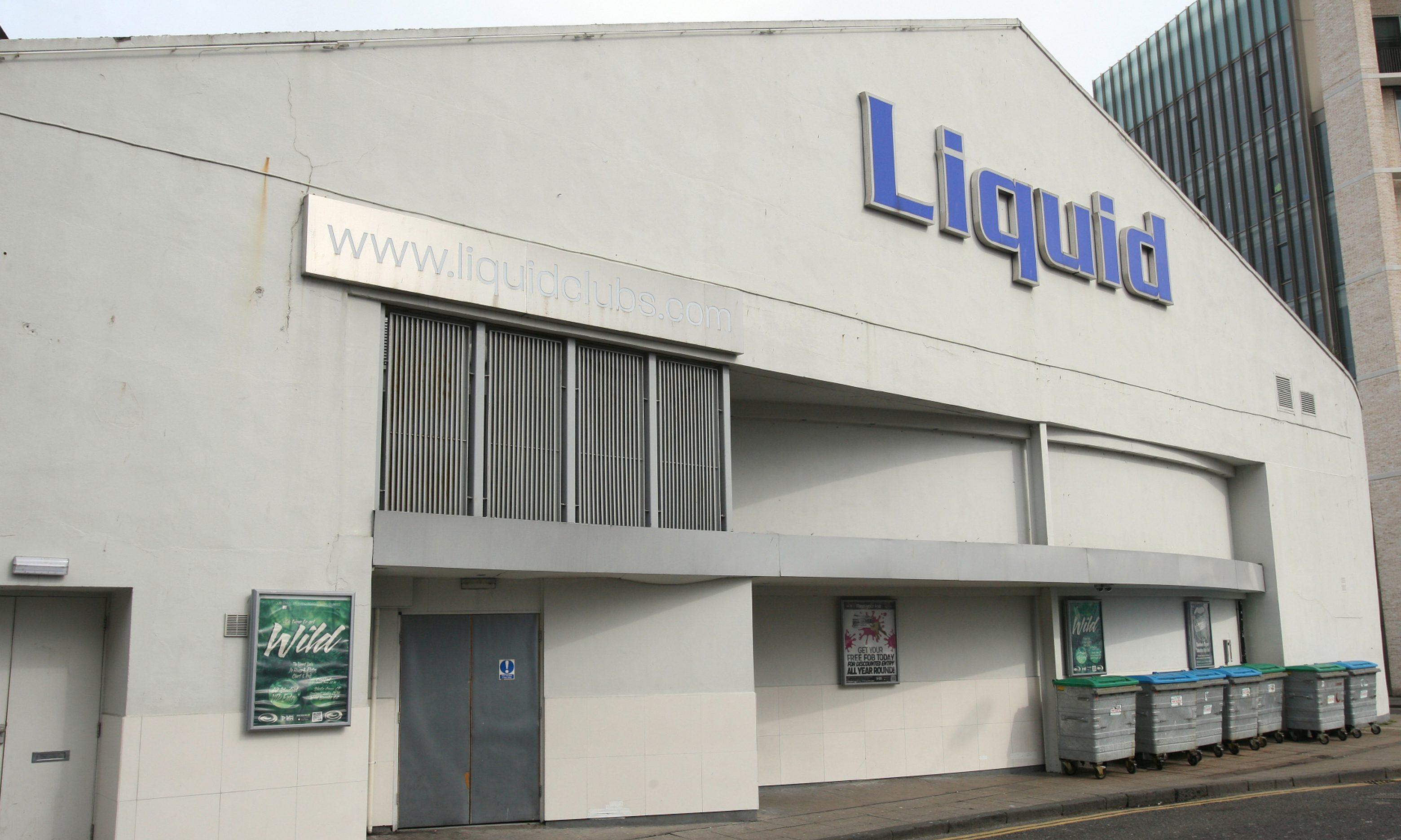 The attack happened in Liquid nightclub.