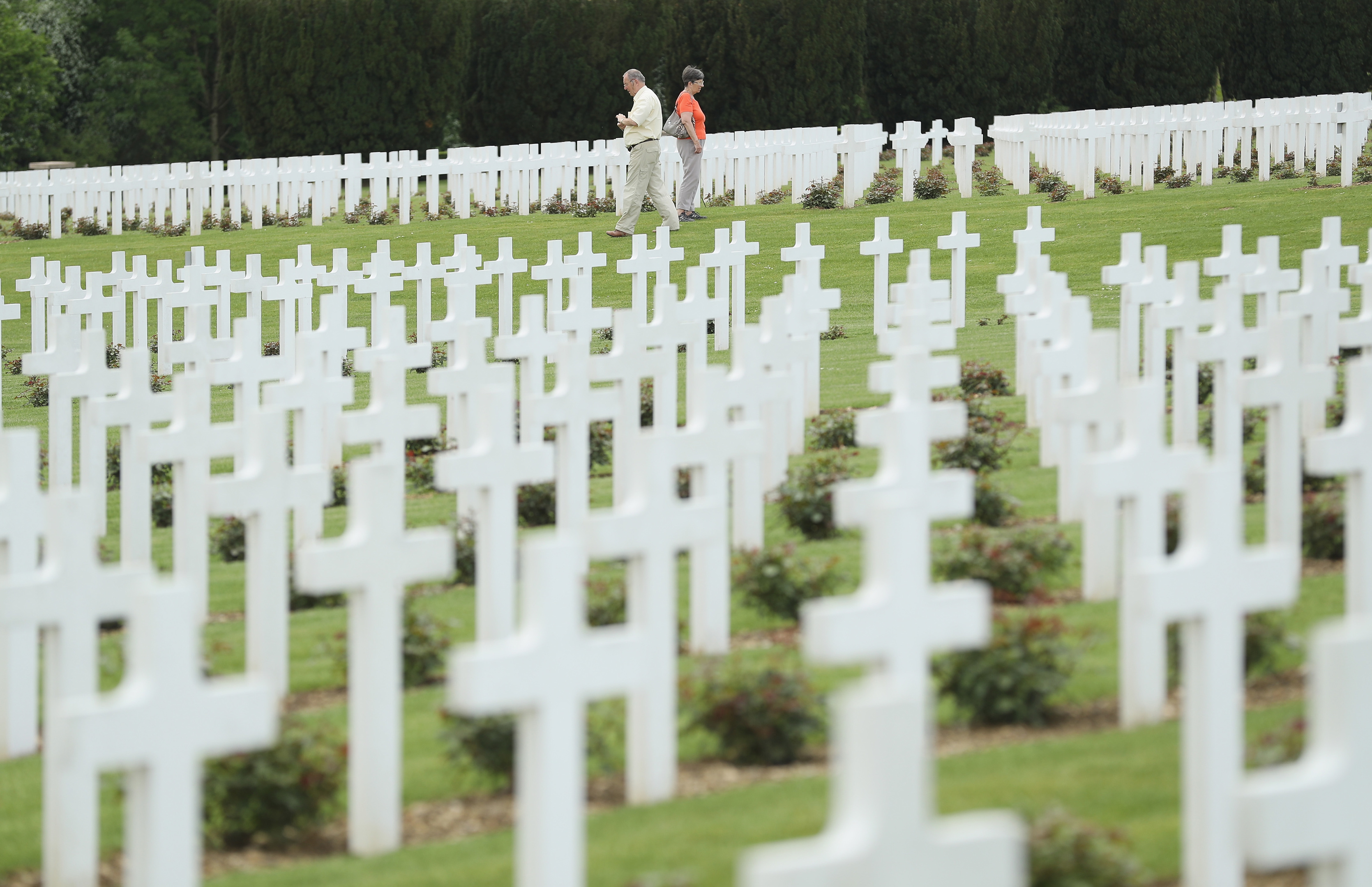 The commission maintains graves at hundreds of locations.