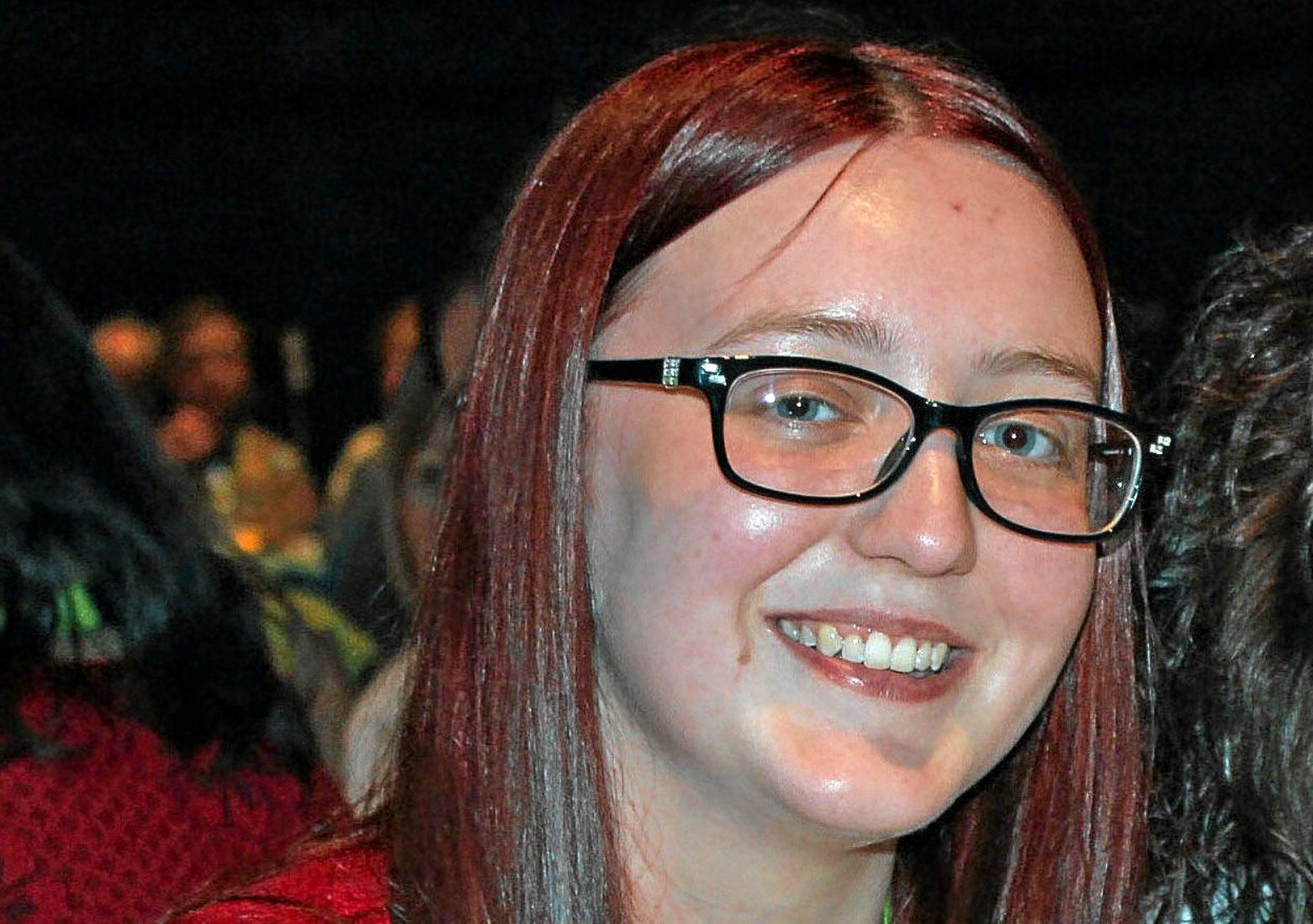Kayleigh Sinton.