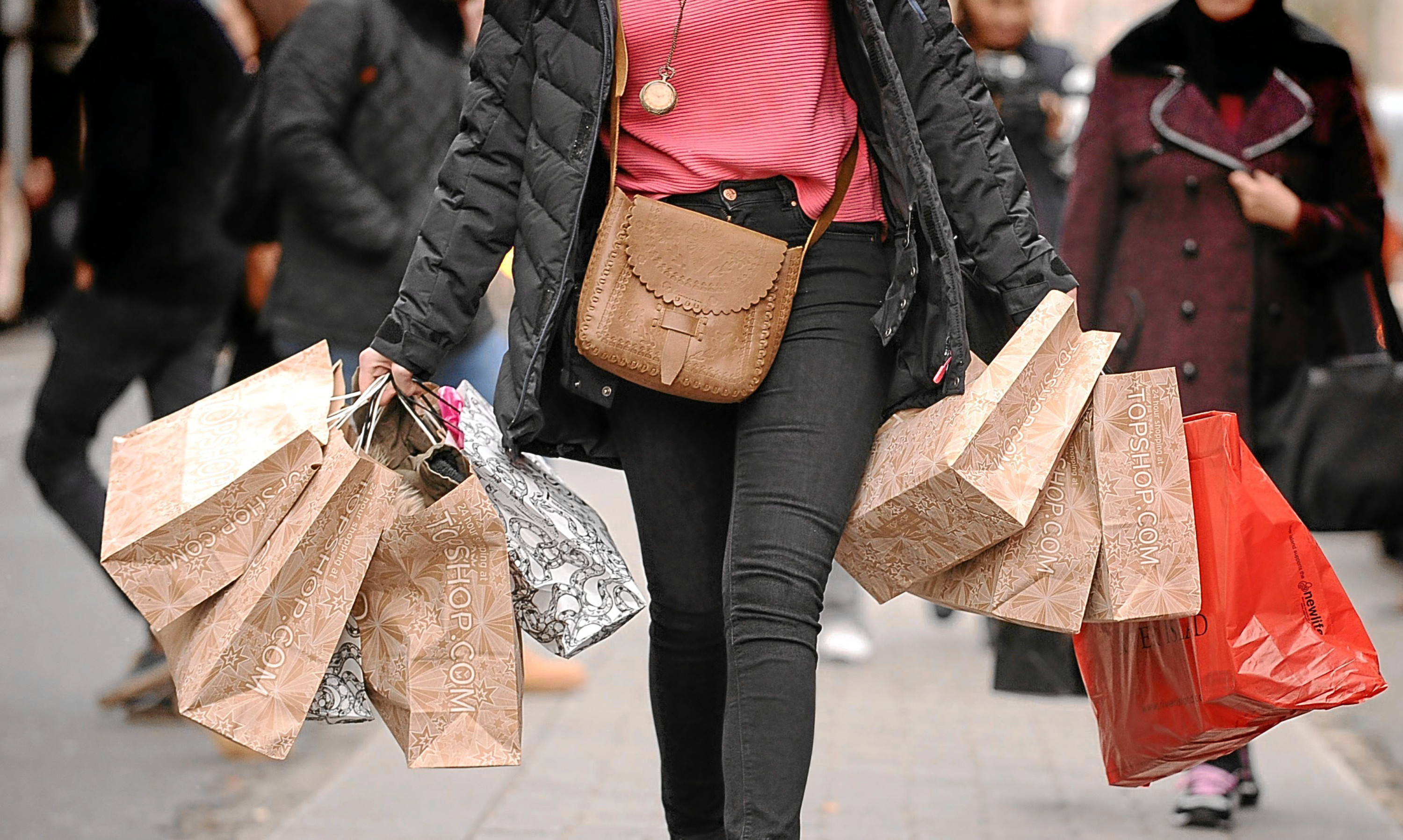 Traditional shopping habits are changing.
