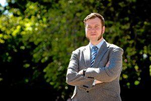 Dundee EIS secretary David Baxter.