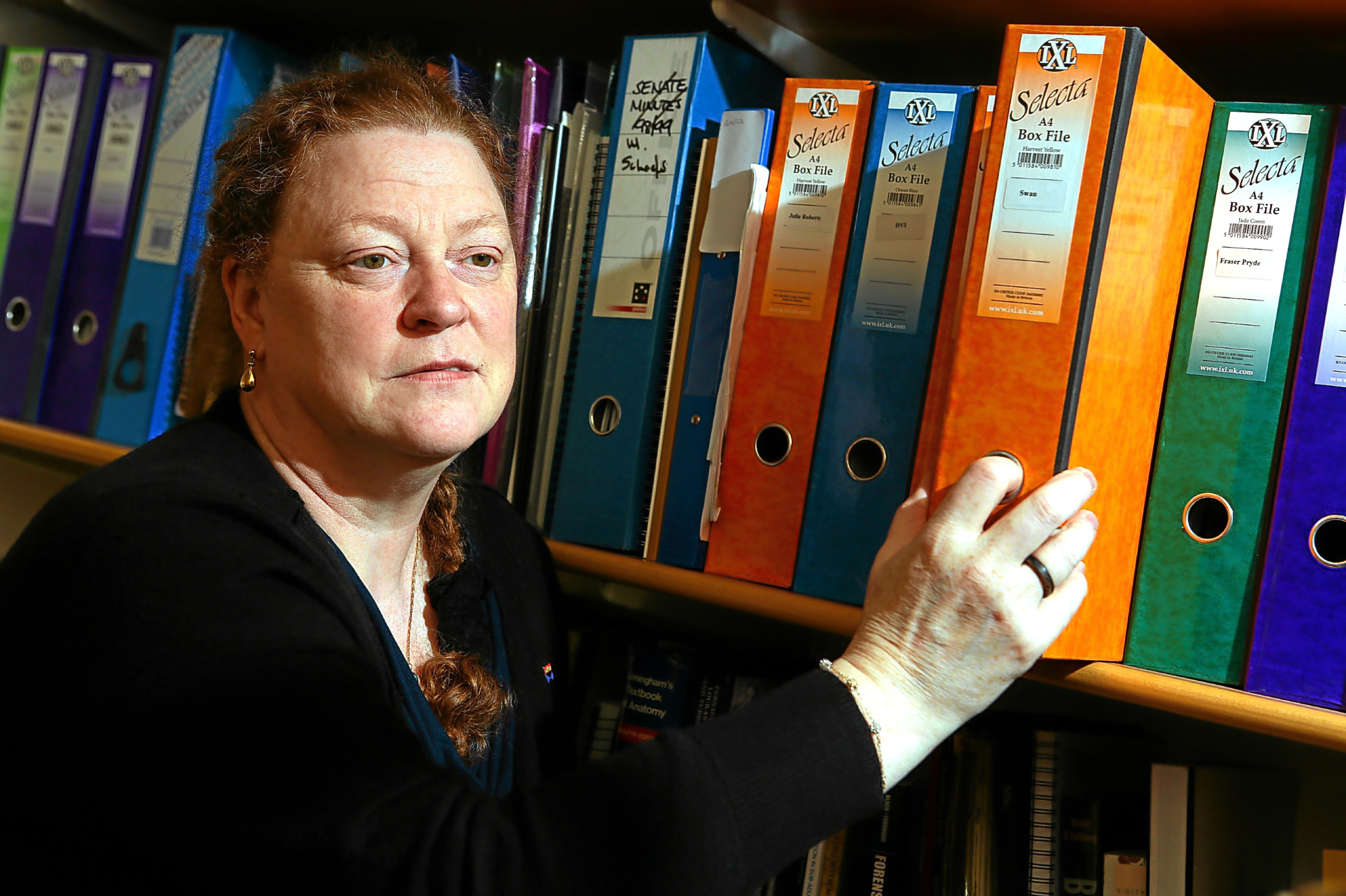 Prof Sue Black has been recognised for her work as a forensic anthropologist.