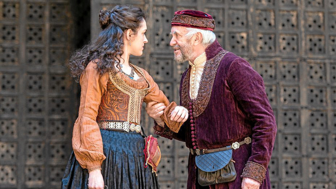 Multi Tony and Olivier Award-winner Jonathan Pryce will star in The Merchant of Venice on June 15.
