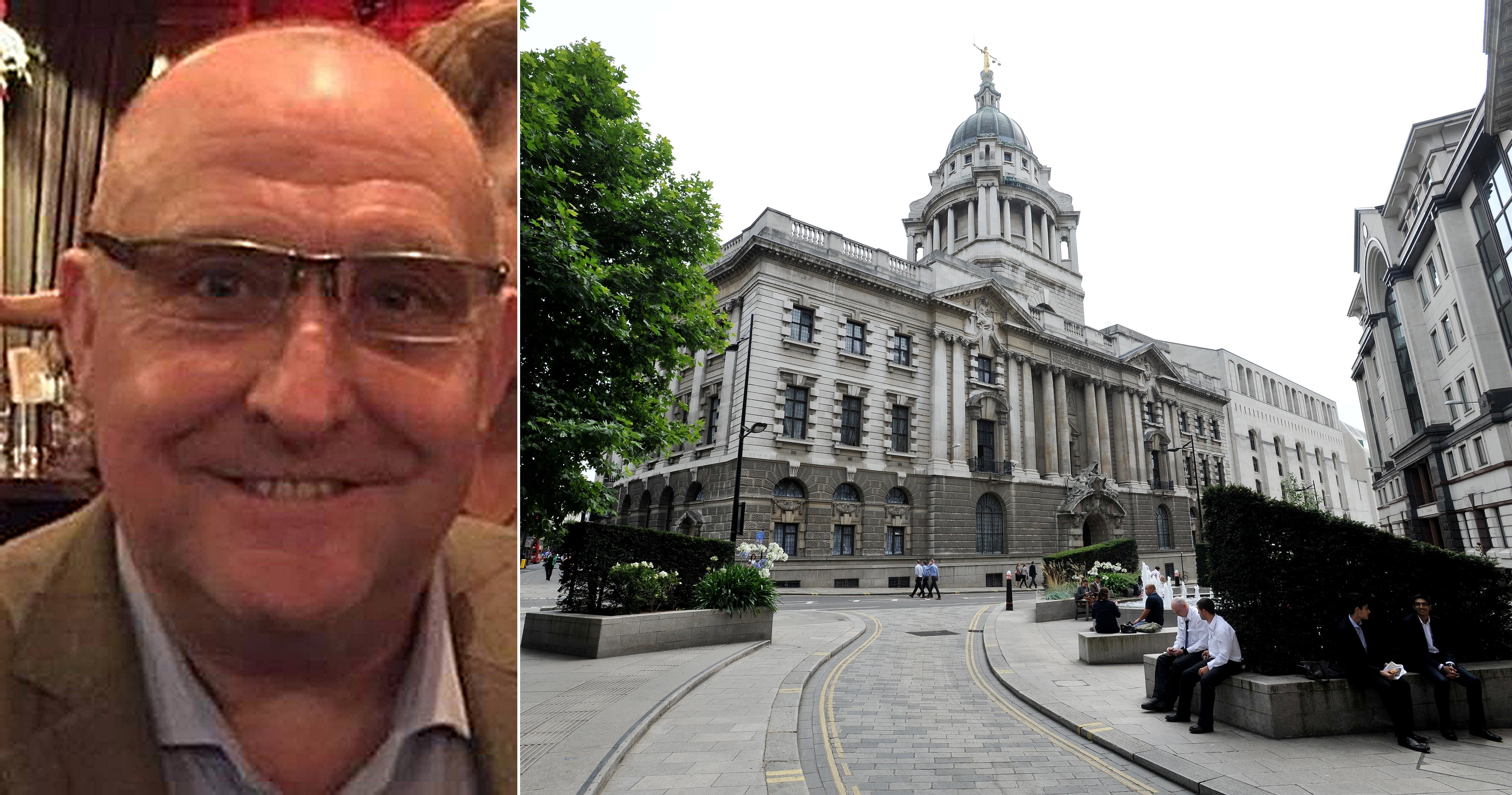 Gordon Semple was found dead in his London flat. The man accused of killing him appeared before a judge at the Old Bailey via video link.