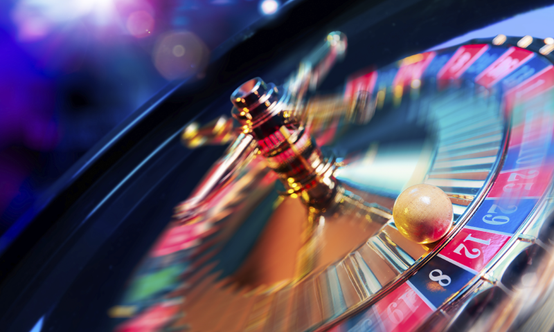 The brawl is alleged to have taken place outside the casino. (stock image).