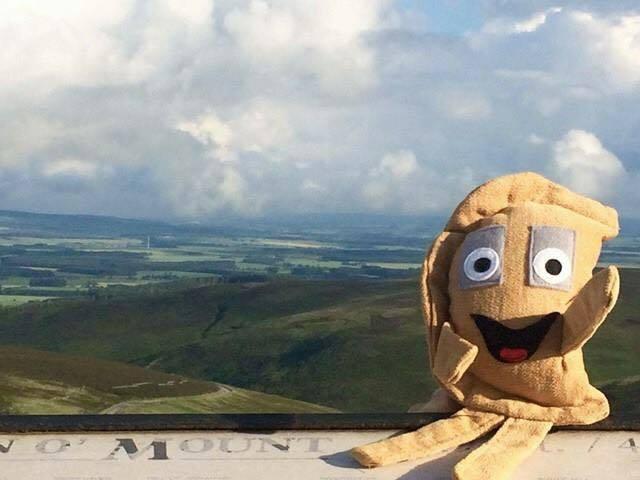 Cairn O Mount Baxter