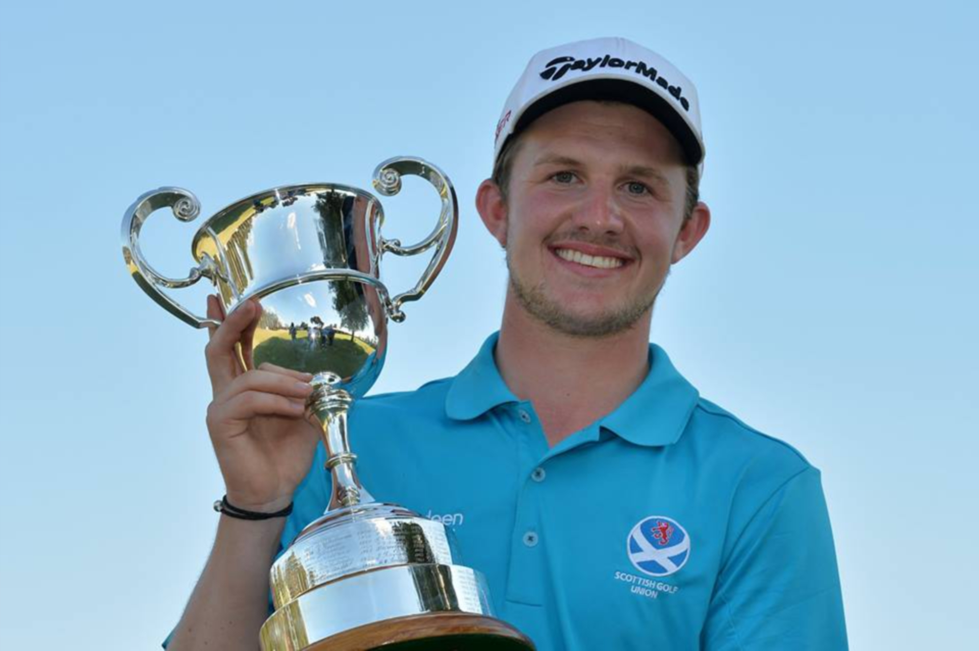 Australian Amateur champion Connor Syme leads the World Amateur Team Championship Individual standings after the first round.