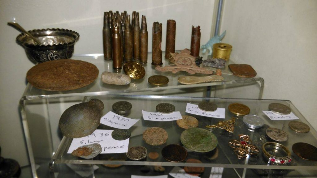 Some of Danny's other finds.