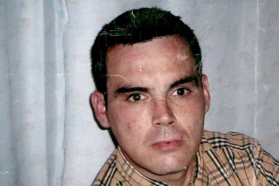 Kirkcaldy man Darren Adie, who was killed on Saturday.