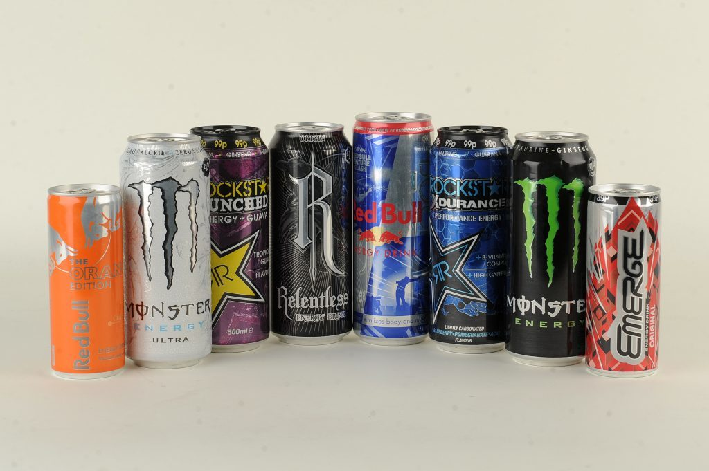 Scottish minsters are considering protecting children with a ban on energy drinks.