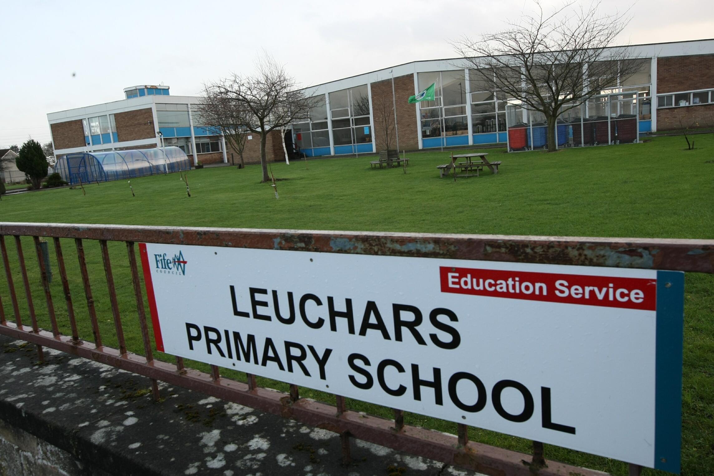 Leuchars Primary School.