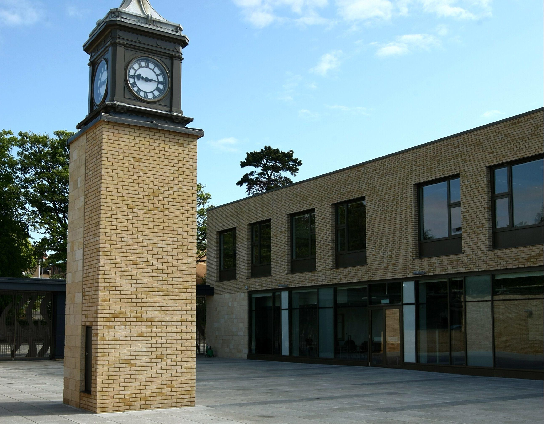 Harris Academy.