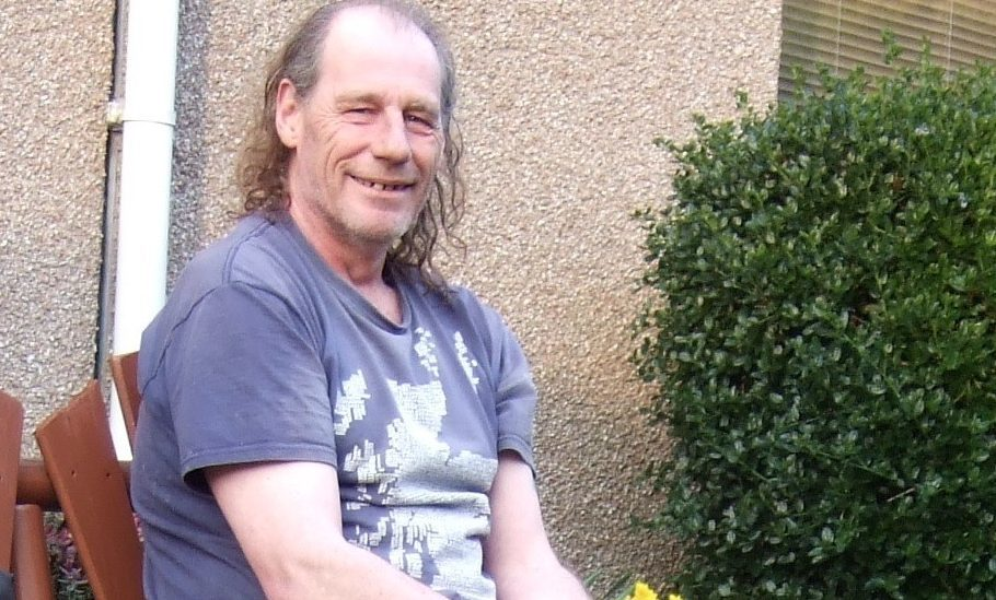 Ian Goodall was found dead in his Glenrothes home.