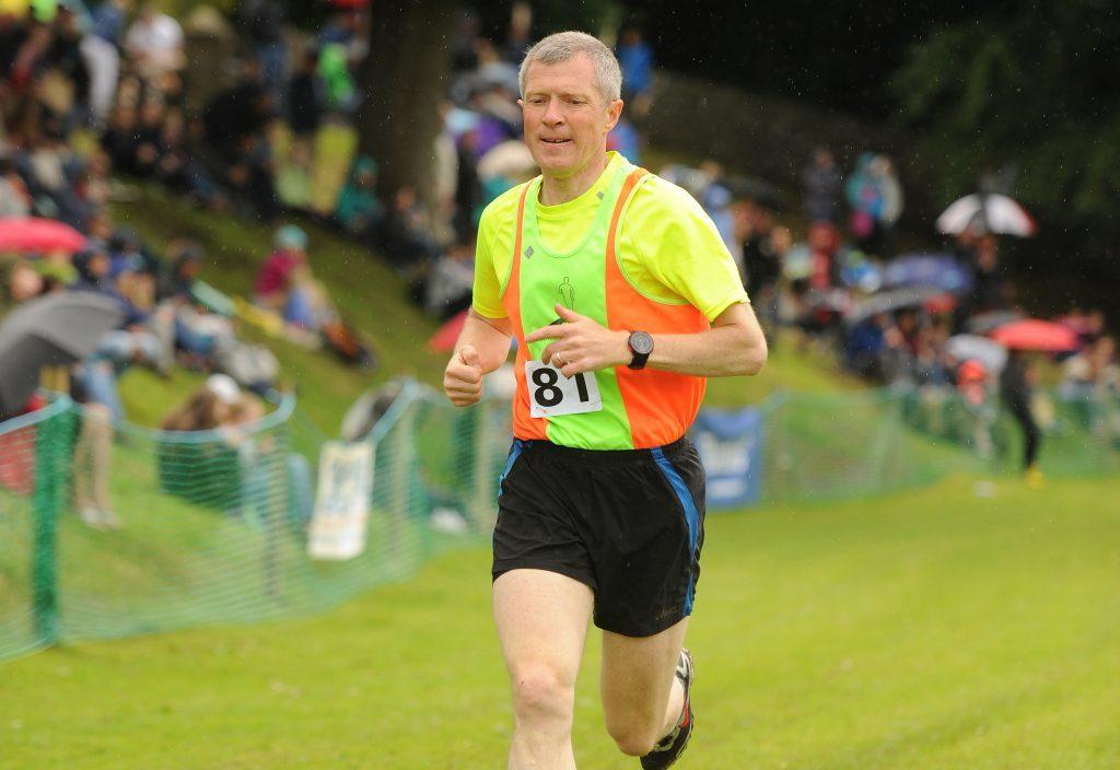 Scottish Lib Dem leader Willie Rennie is a regular Highland Games participant