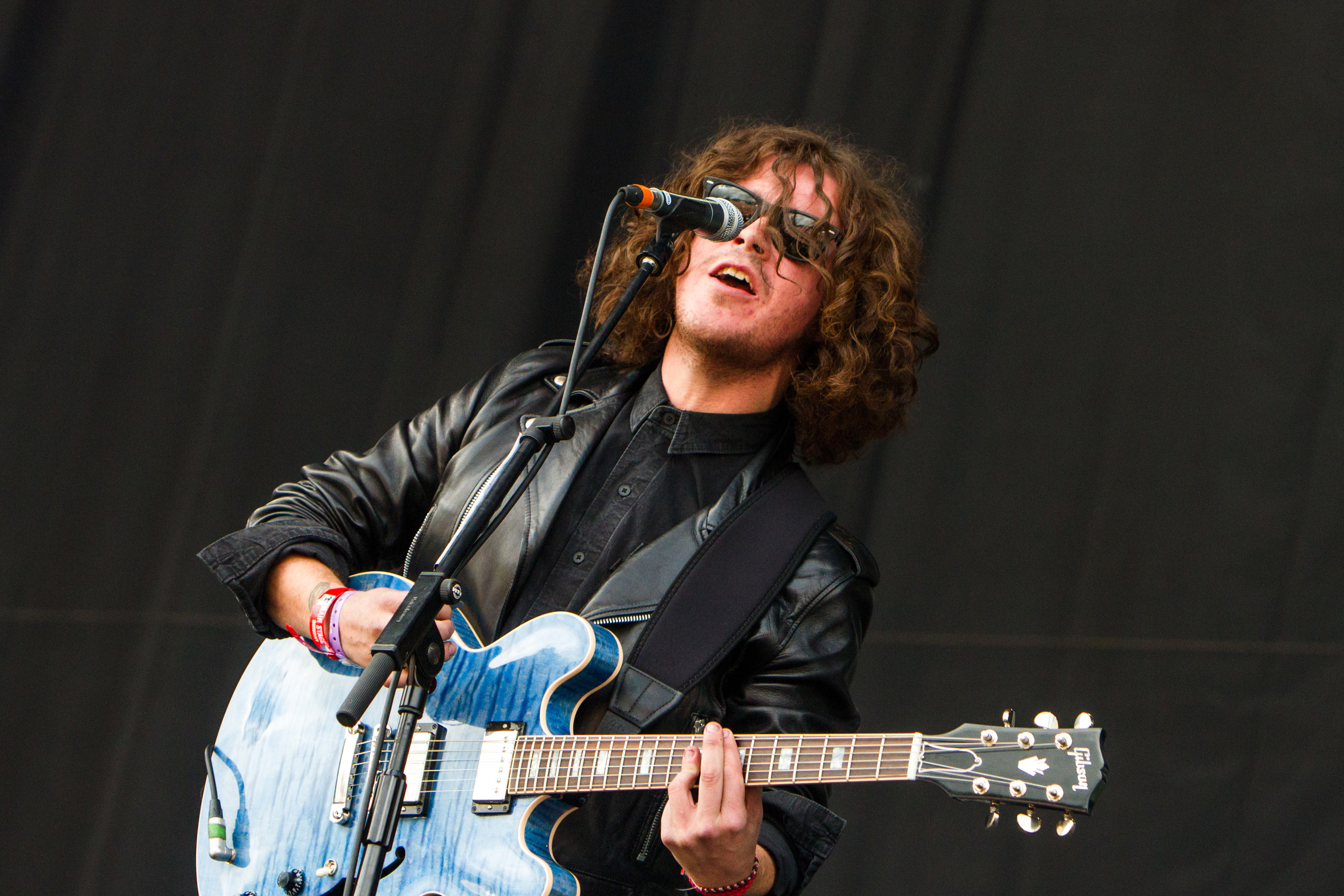 Kyle Falconer from The View.