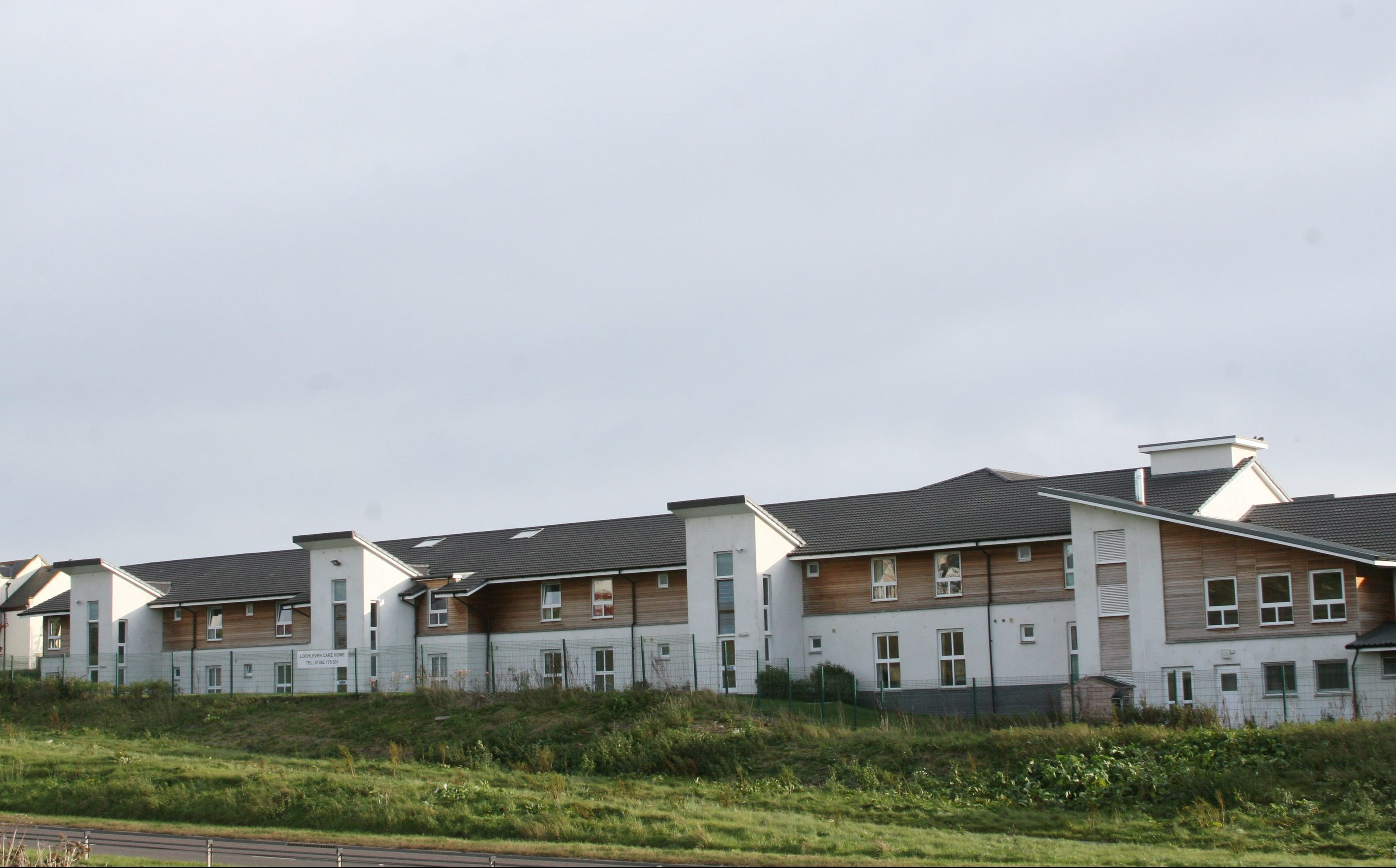 The Lochleven Care Home in Dundee.