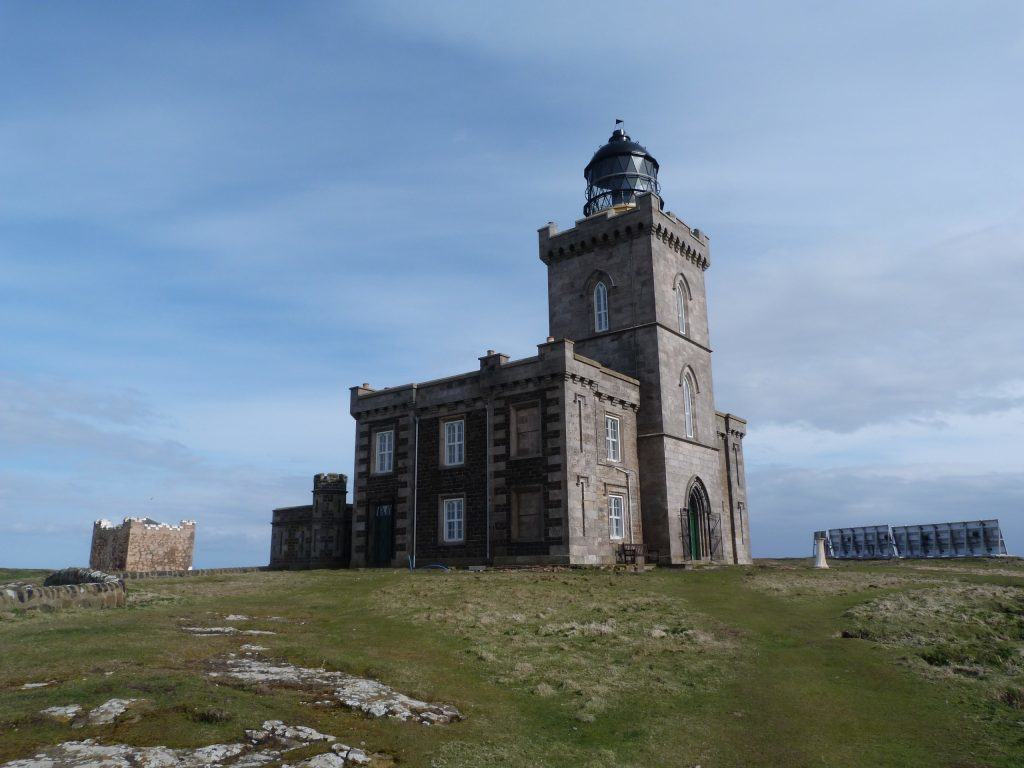 Robert Stevensons lighthouse, built in 1816, will be an additional attraction open this summer