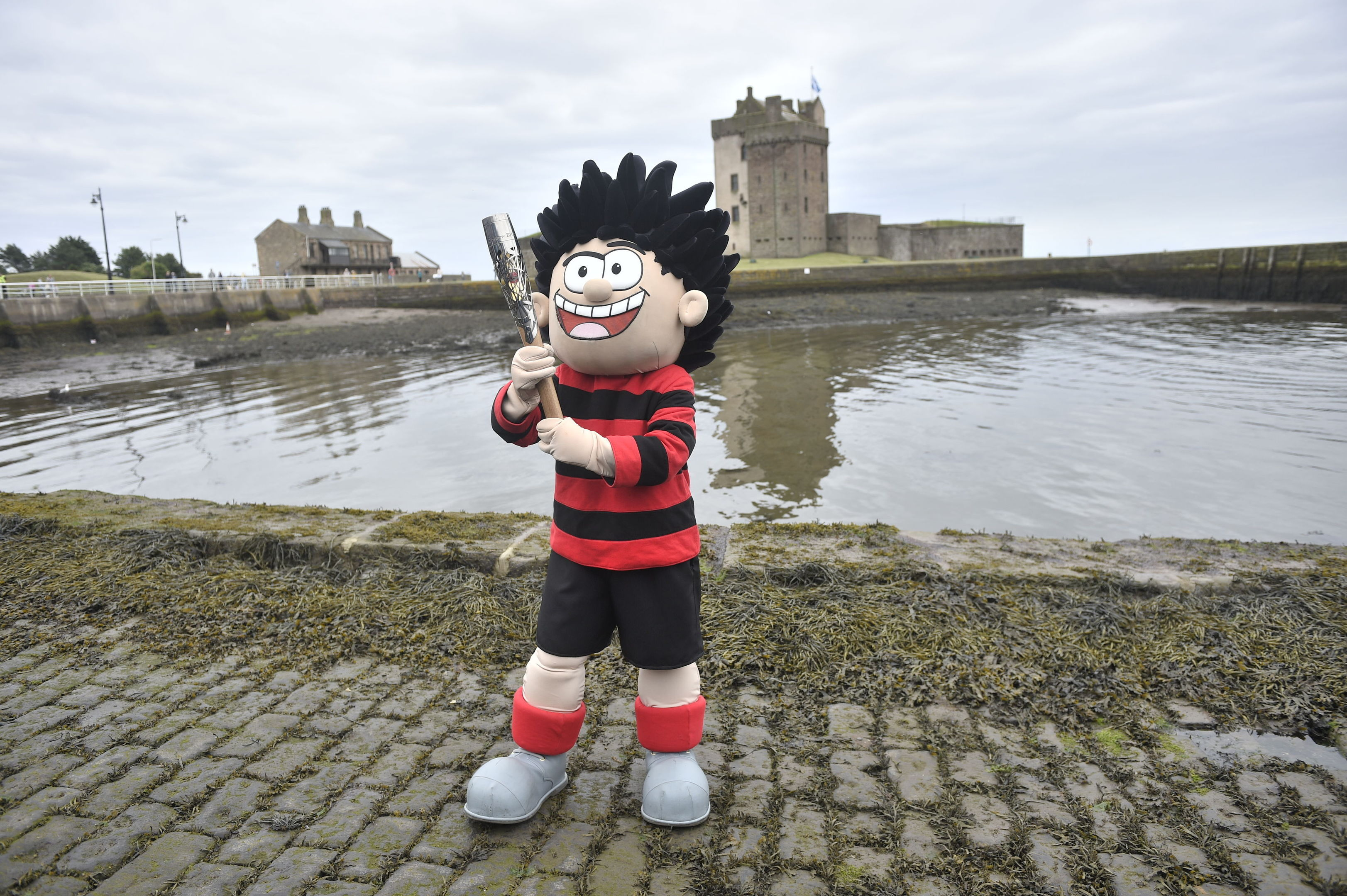 Dennis the Menace from Beanotown.