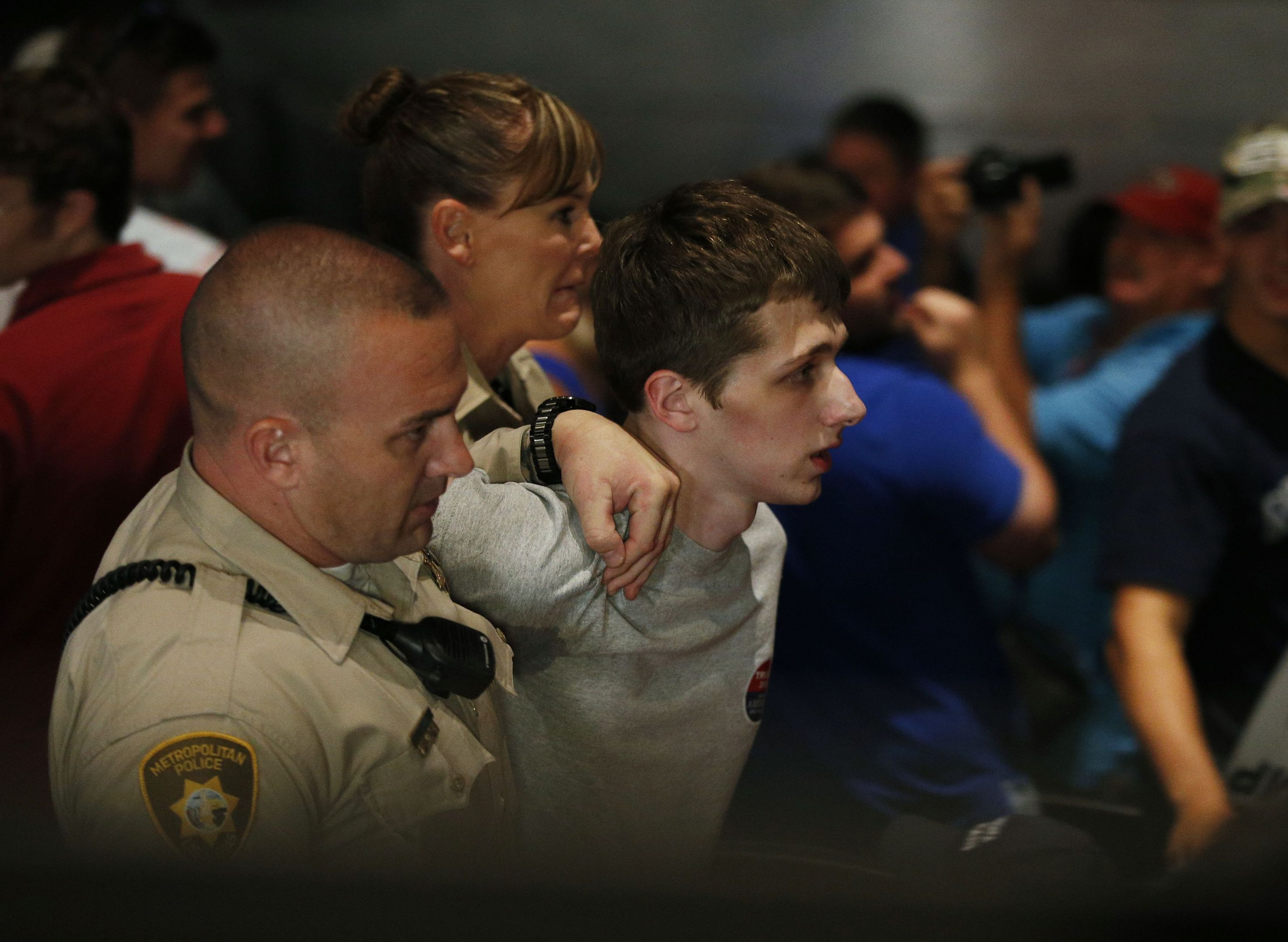 Michael Sandford was refused bail.