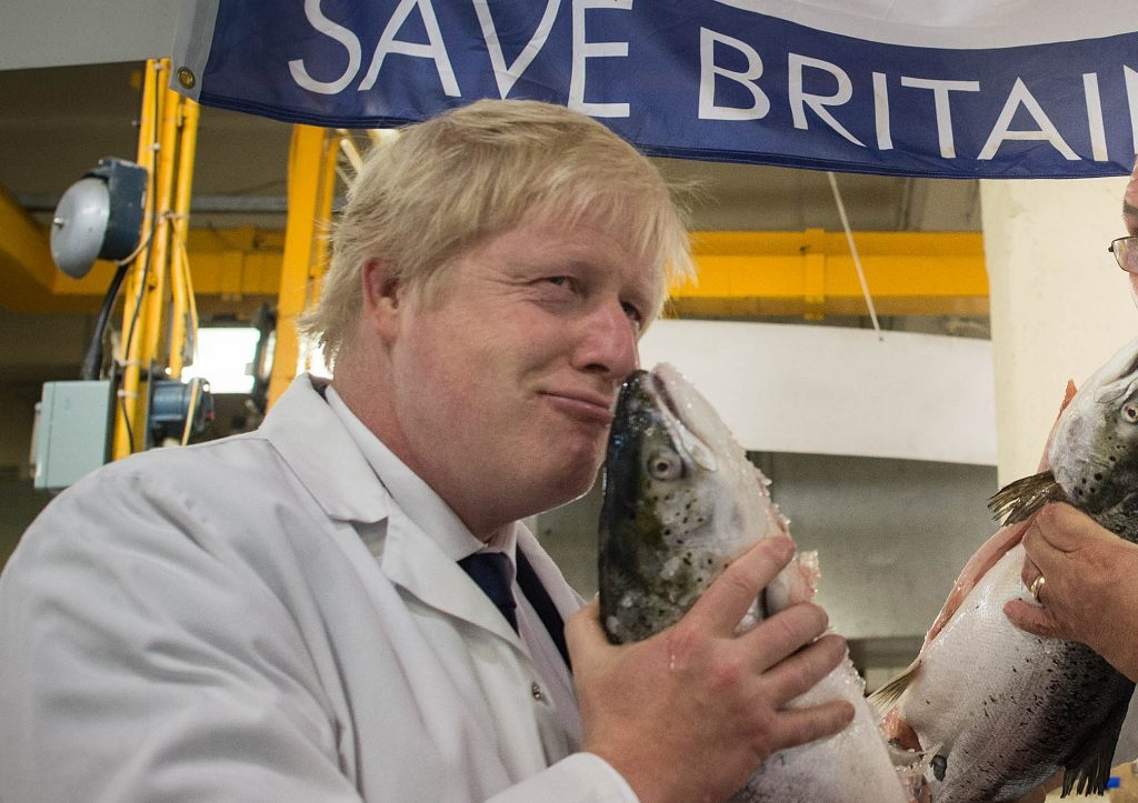 Always game for a photo opportunity, but will Boris Johnson be a competent foreign secretary?