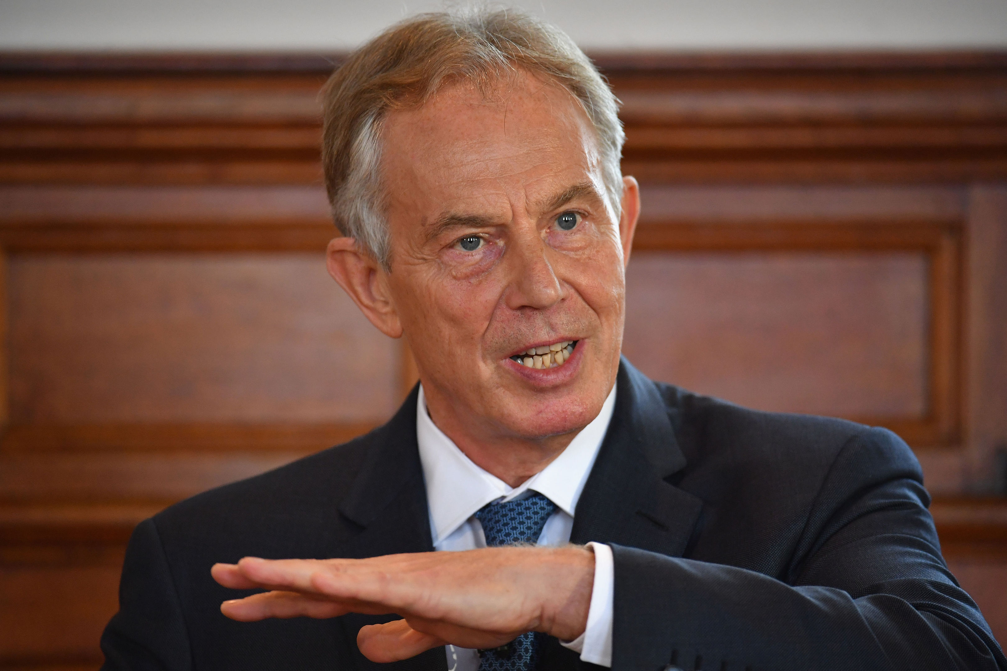 "Tony Blair ""misrepresented the facts"" when he told MPs about Iraq's chemical weapon capabilities, former UN inspector Hans Blix has claimed."