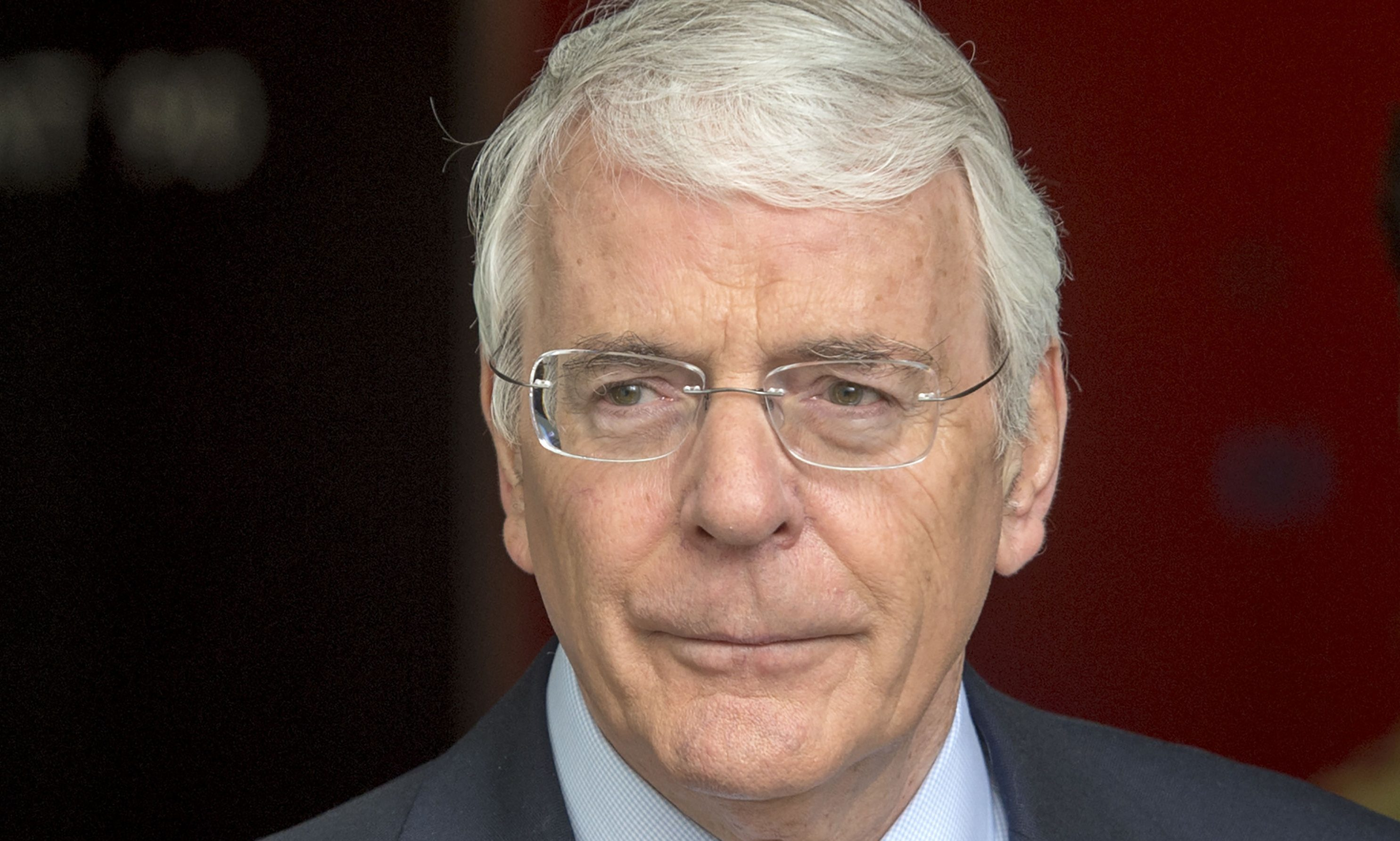 "Sir John Major, who claimed the EU referendum campaign demonstrated a ""squalid civil war"" within the government. His words are similar to a speech written by Peter Pan author JM Barrie, claiming we analyse what is meant by politicians' words rather than what they say."