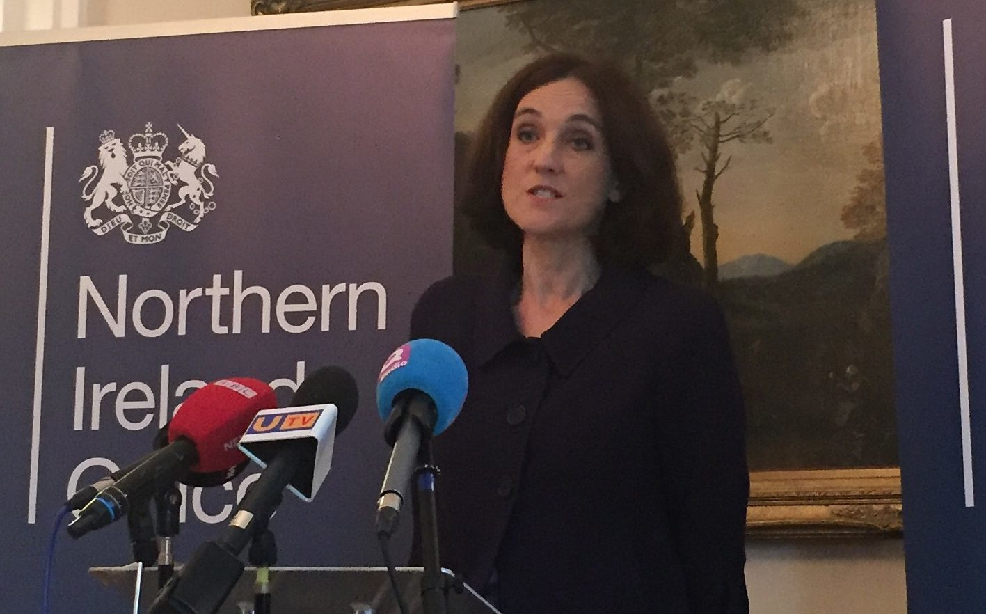 Northern Ireland Secretary Theresa Villiers insisted that Scotland and Northern Ireland will not be able to attain special EU status in the wake of Brexit.