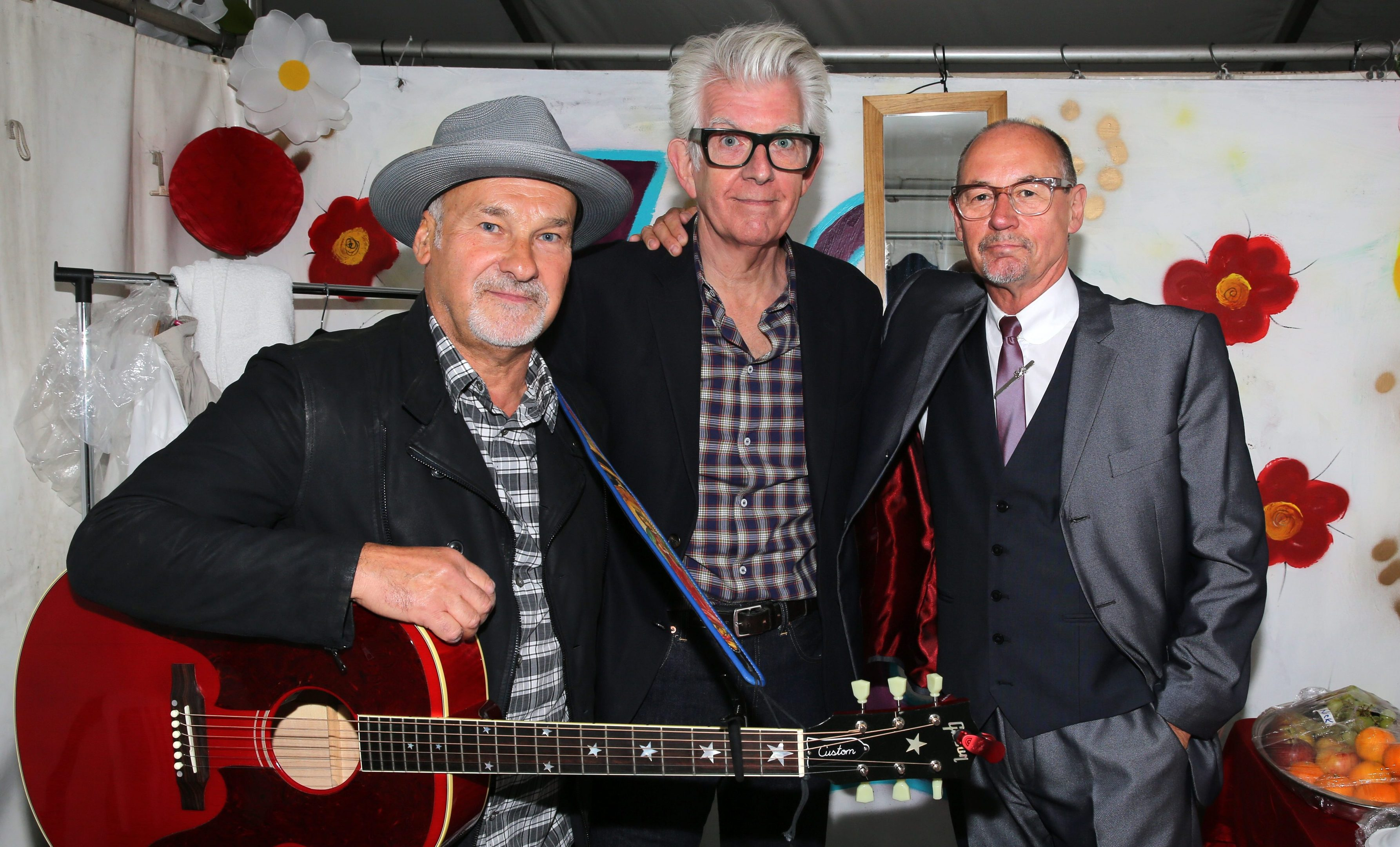Perth Southern Fried Festival 2016 featured Nick Lowe, Paul Carrack and Andy Fairweather Low.