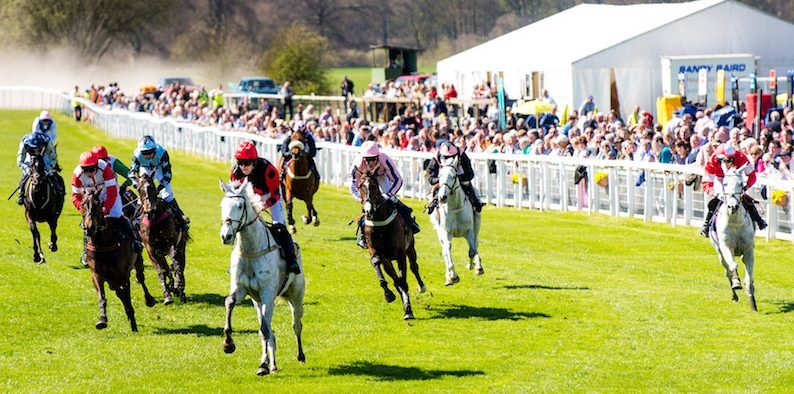 Perth Gold Cup day.