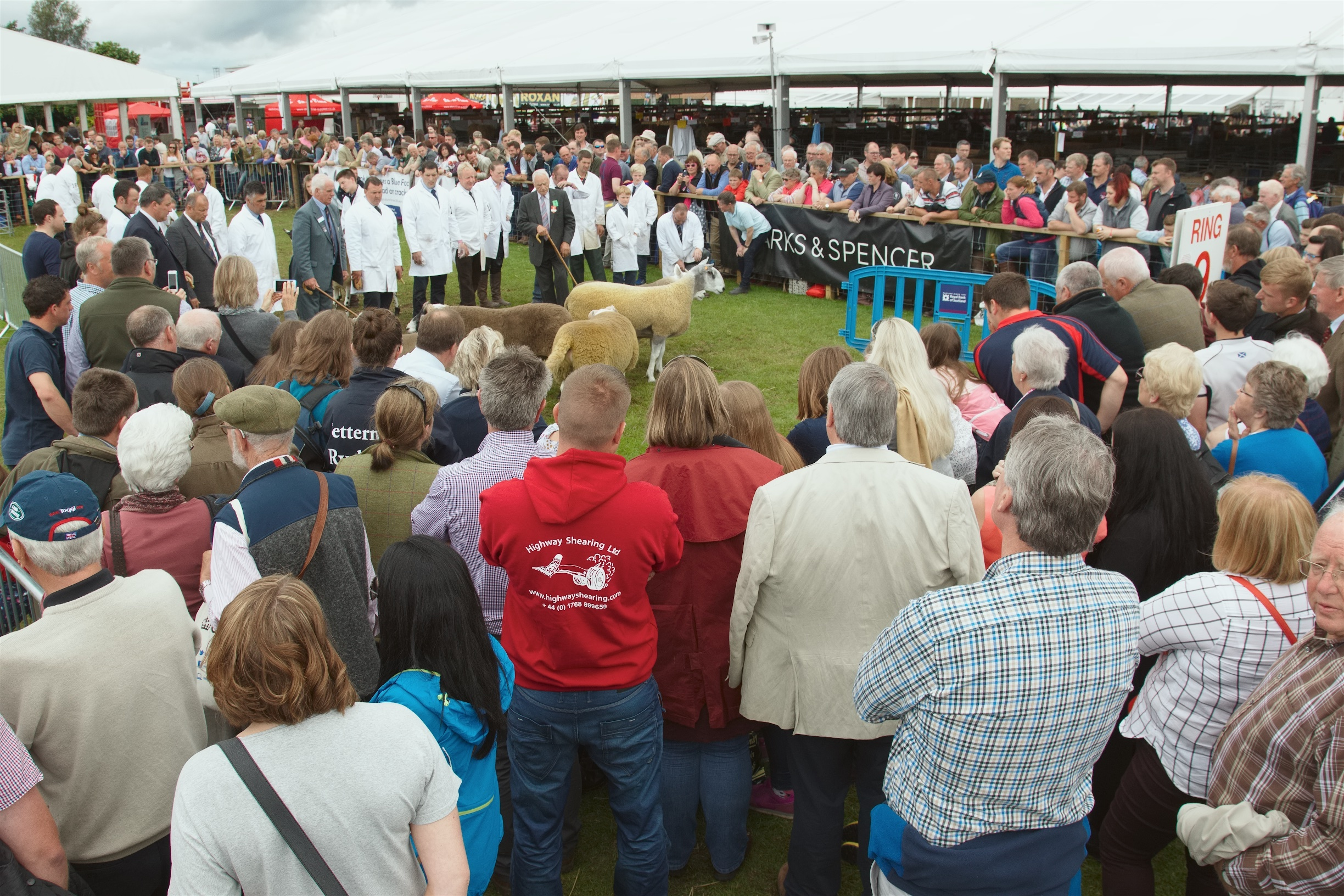 The Royal Highland Show is one of Scotland's favourite days out