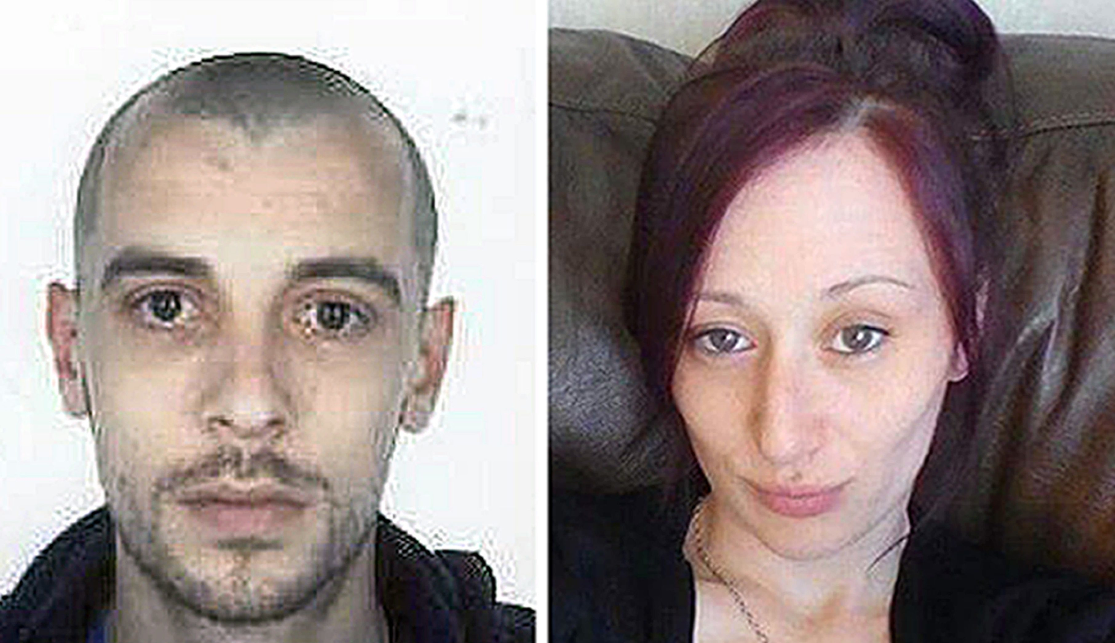 John Yuill and Lamara Bell both died when their car left the M9.