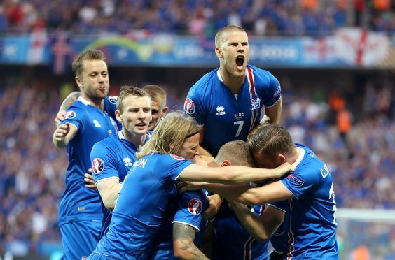 Iceland haven't done too badly as a football nation recently.