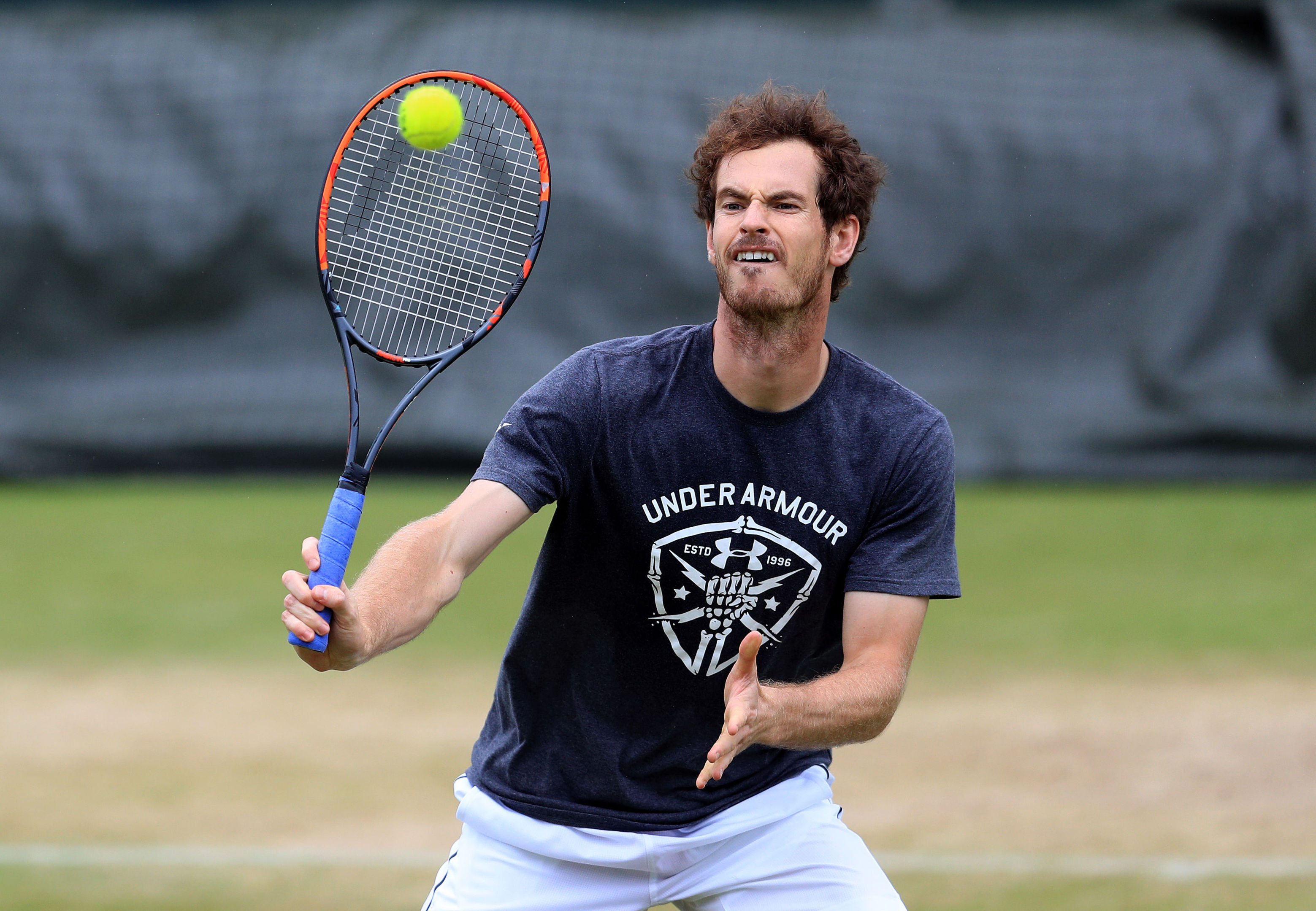 The Australian has said Andy Murray a 'slightly different league' to Djokovic.