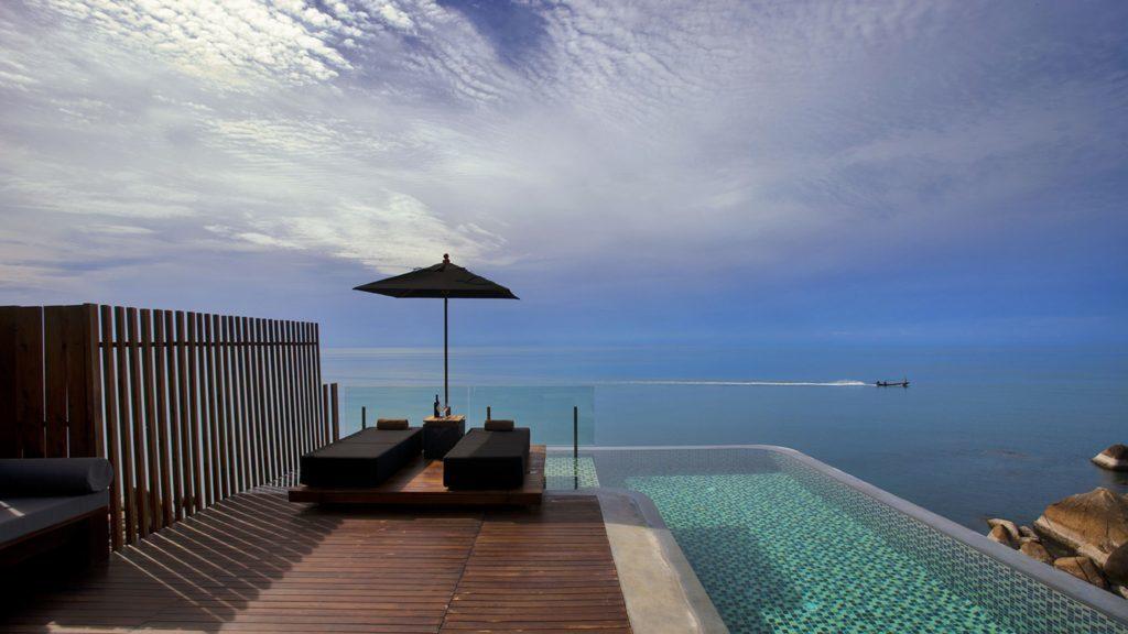 Silavdee Ocean Front Pool Villa.