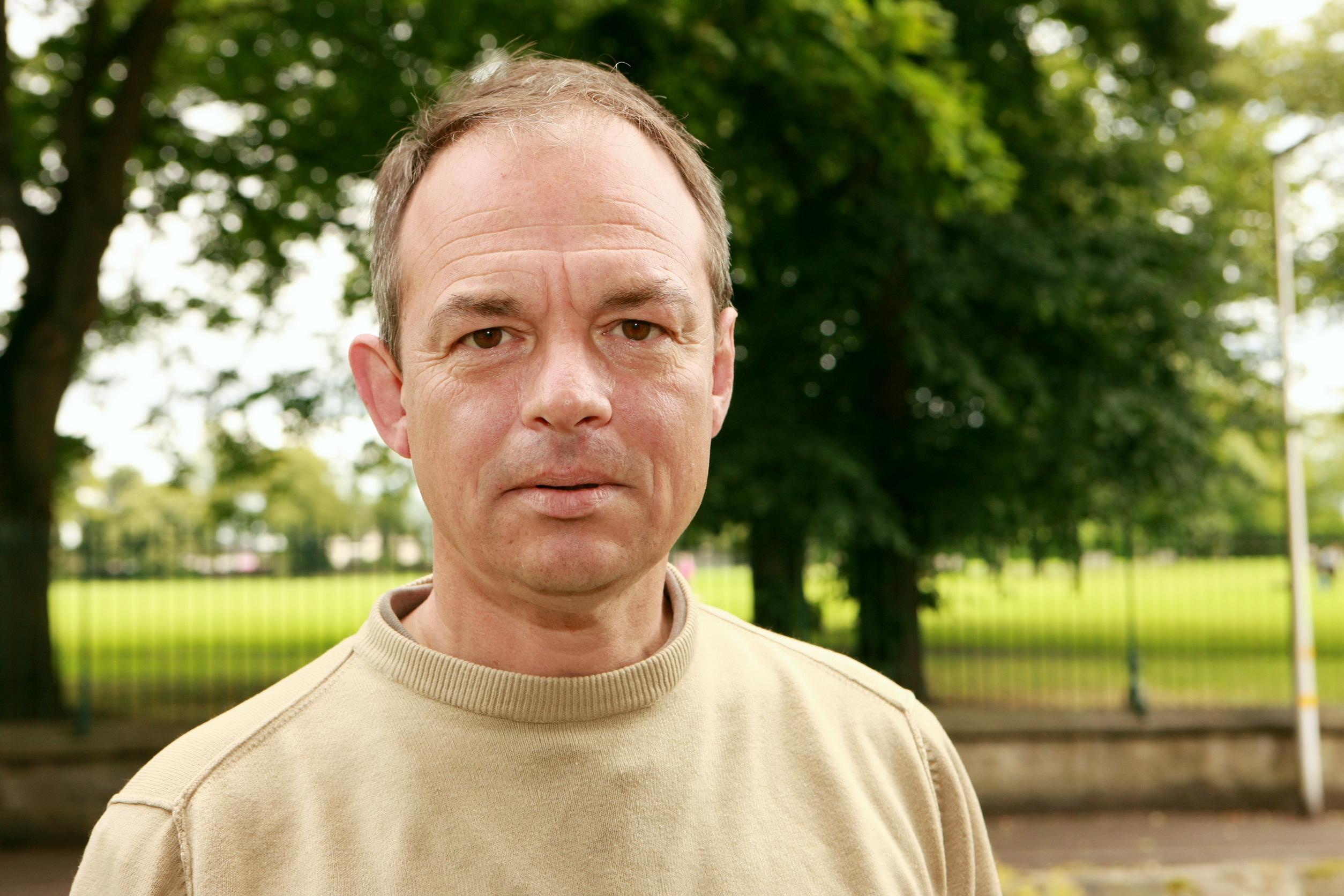 Tony Cox.
