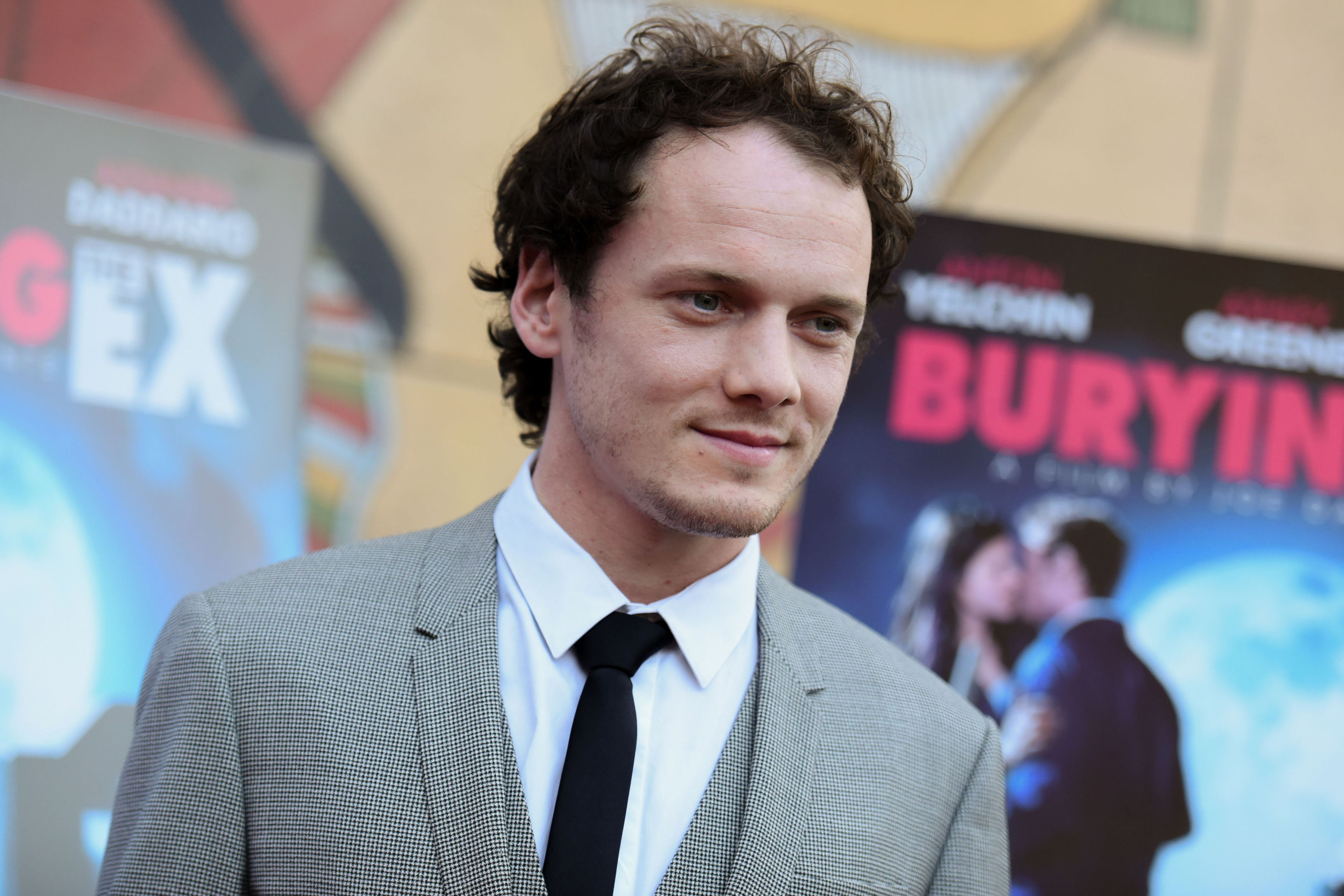 Anton Yelchin, who was killed after being struck by his own car.