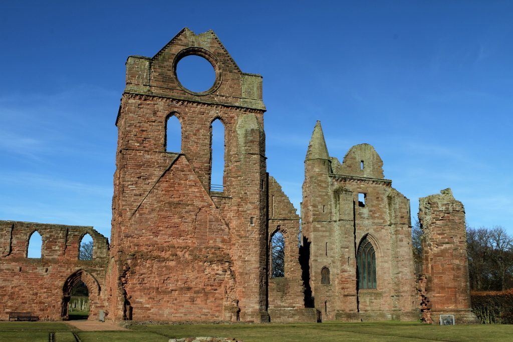 Arbroath Abbey was central to the battle